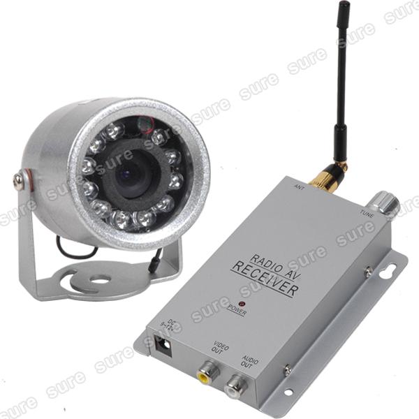 Surveillance Cameras With Audio