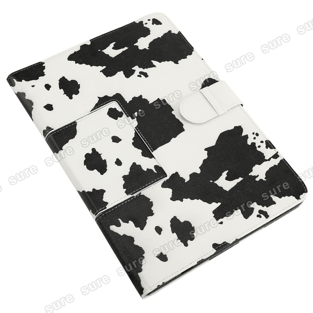 Funda soporte universal vaca lechera para 10 39 39 pulgada - Soporte tablet mesa ...