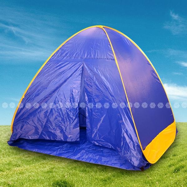 50 uv pop up beach tent play shade sun shelter adults ebay. Black Bedroom Furniture Sets. Home Design Ideas