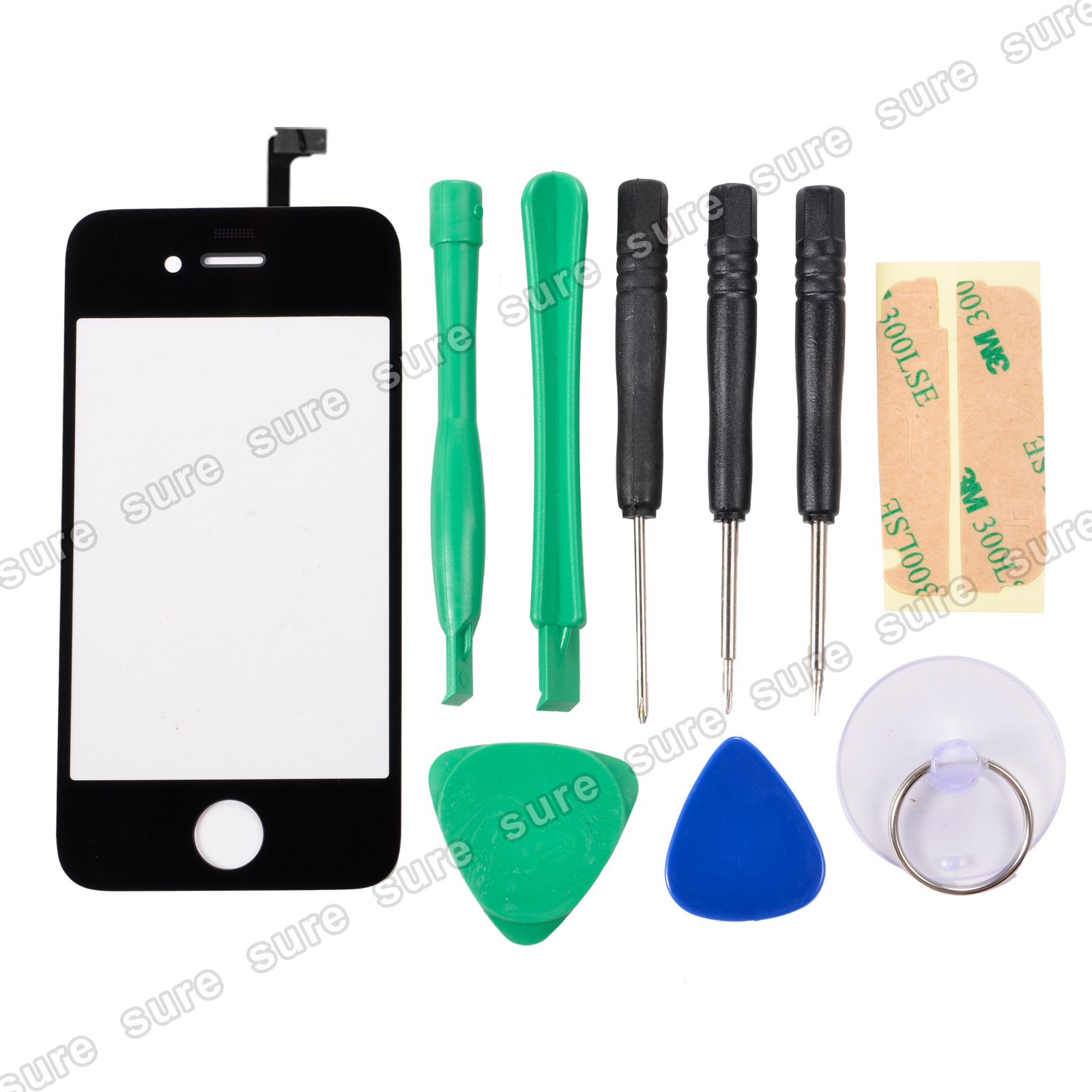 digitizer front touch glass screen replacement repair for. Black Bedroom Furniture Sets. Home Design Ideas