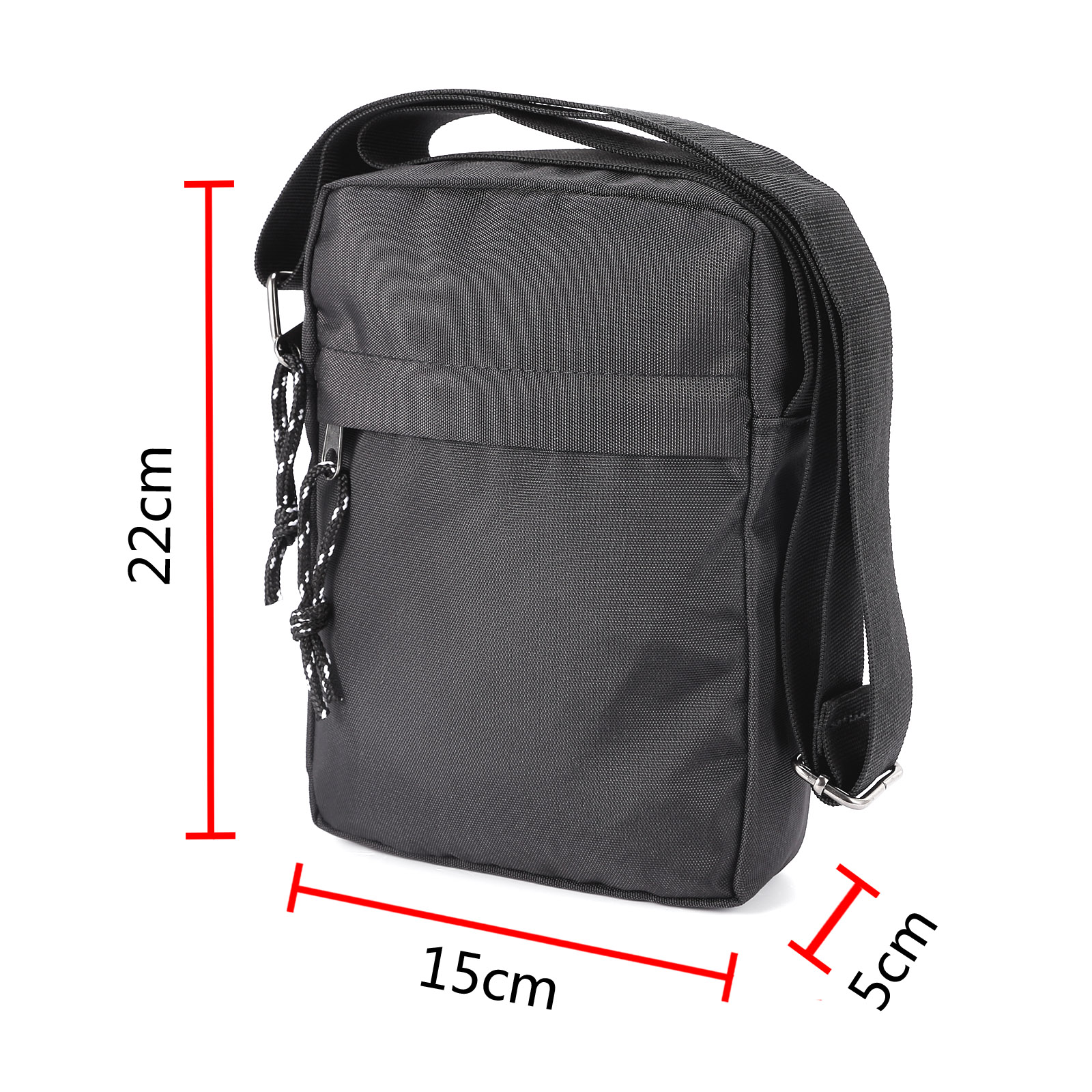 Cross body messenger bag