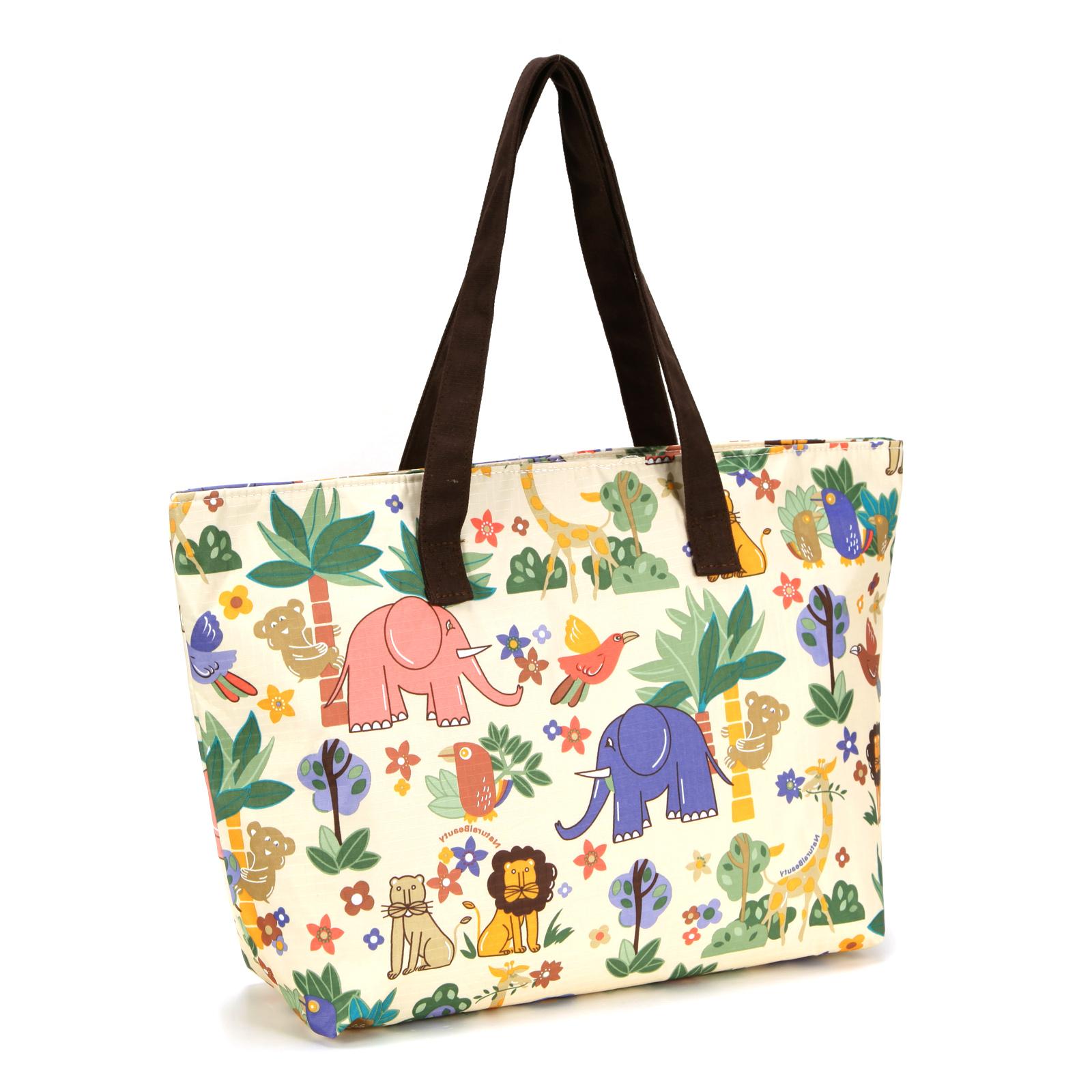 Women Ladies Canvas Summer Beach Shoulder Bag Tote Shopper ...