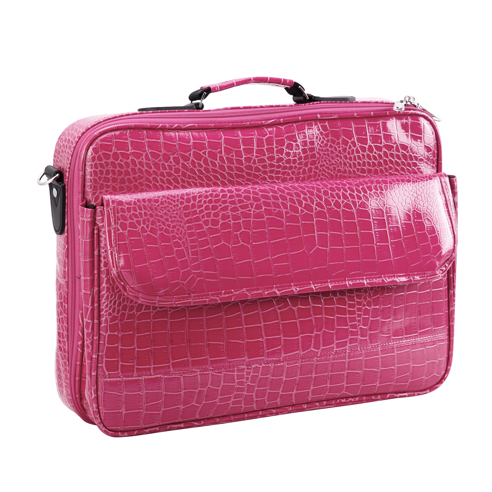 1517quot women laptop notebook case bag purple hot pink