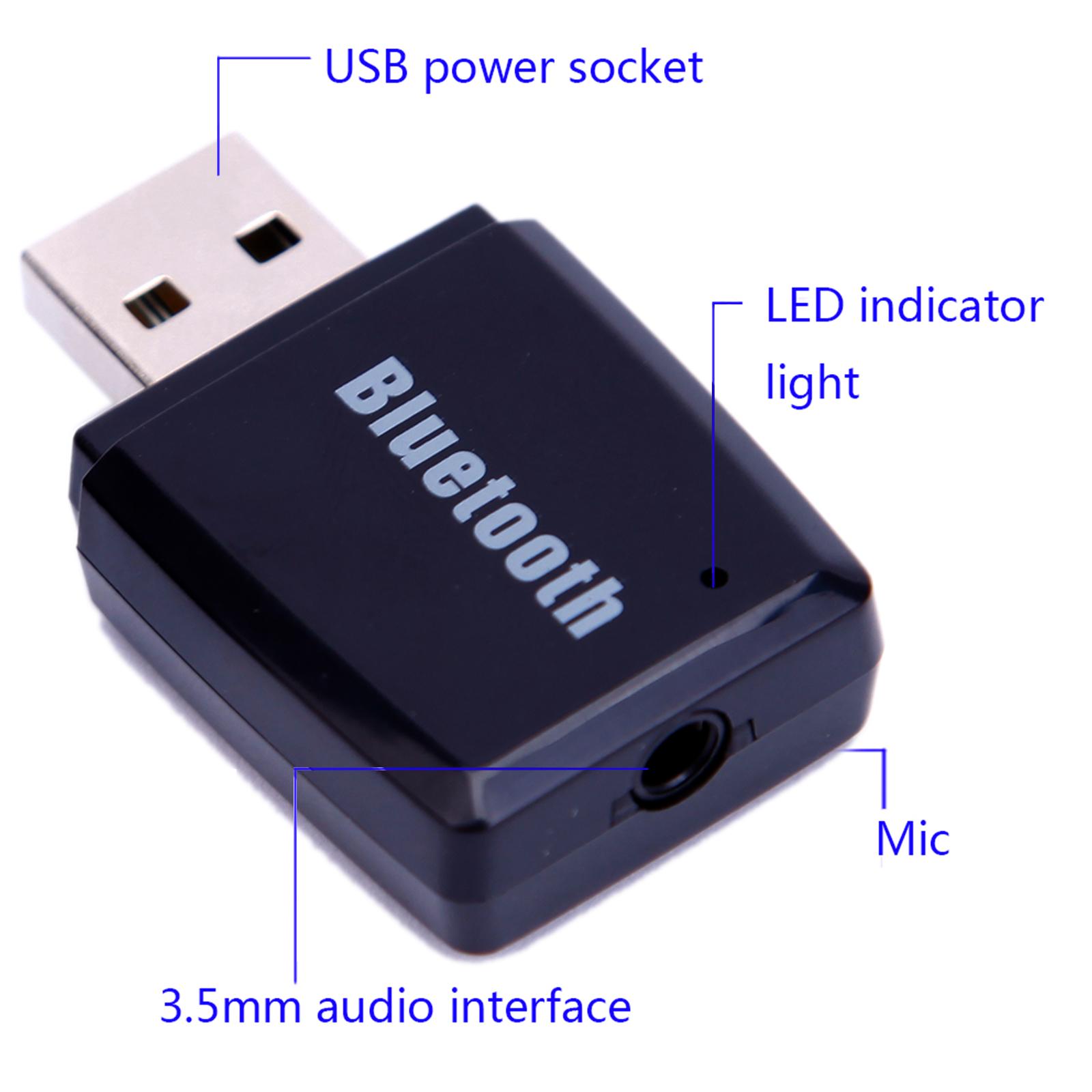 bluetooth dongle adapter stick sender empf nger receiver. Black Bedroom Furniture Sets. Home Design Ideas
