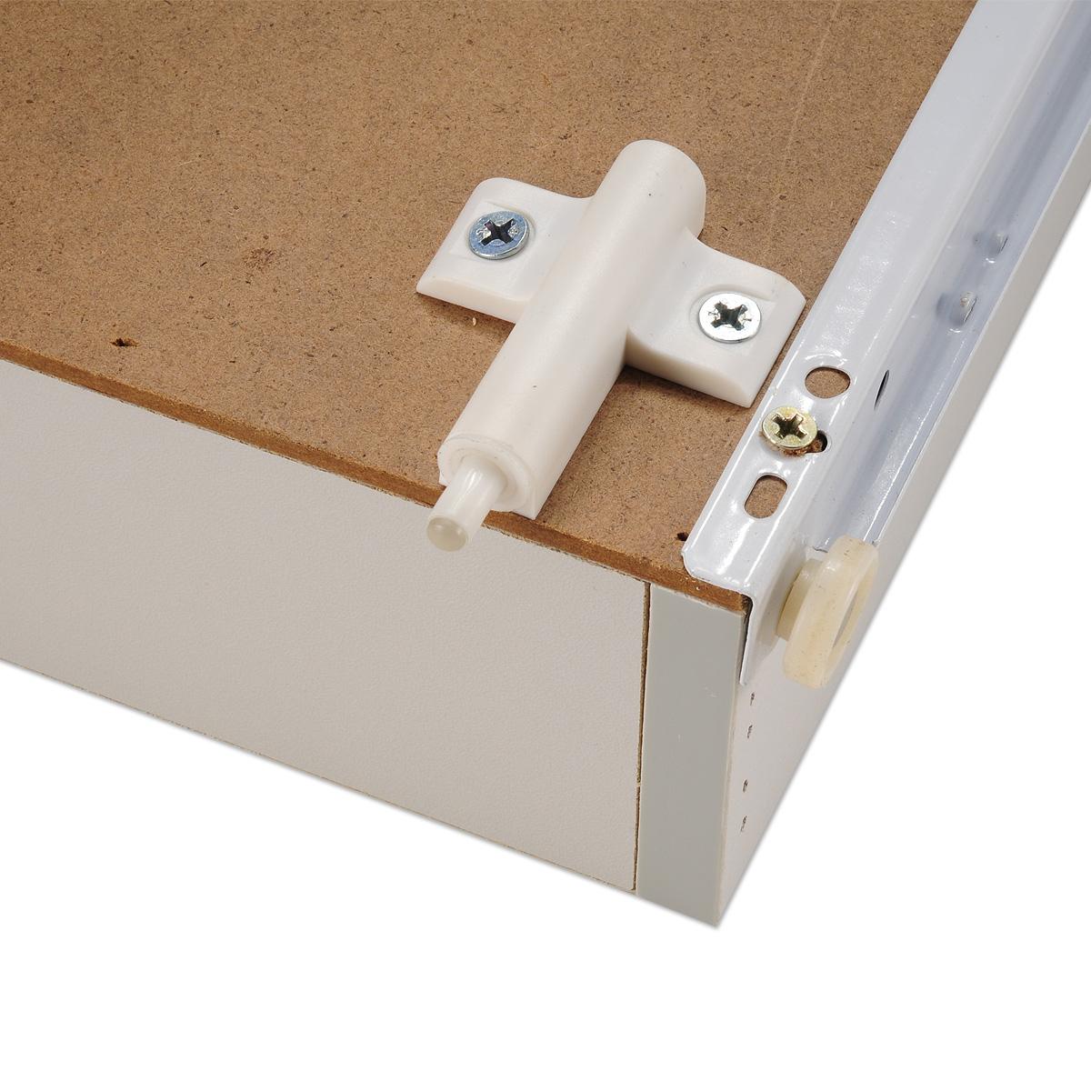 15x Amortisseur Protection De Porte Meuble Blanc Ebay