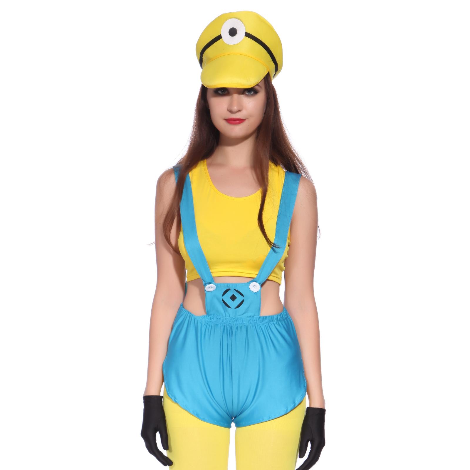 Sexy Minion Costume Despicable Me 2 Minions Hen Night ...
