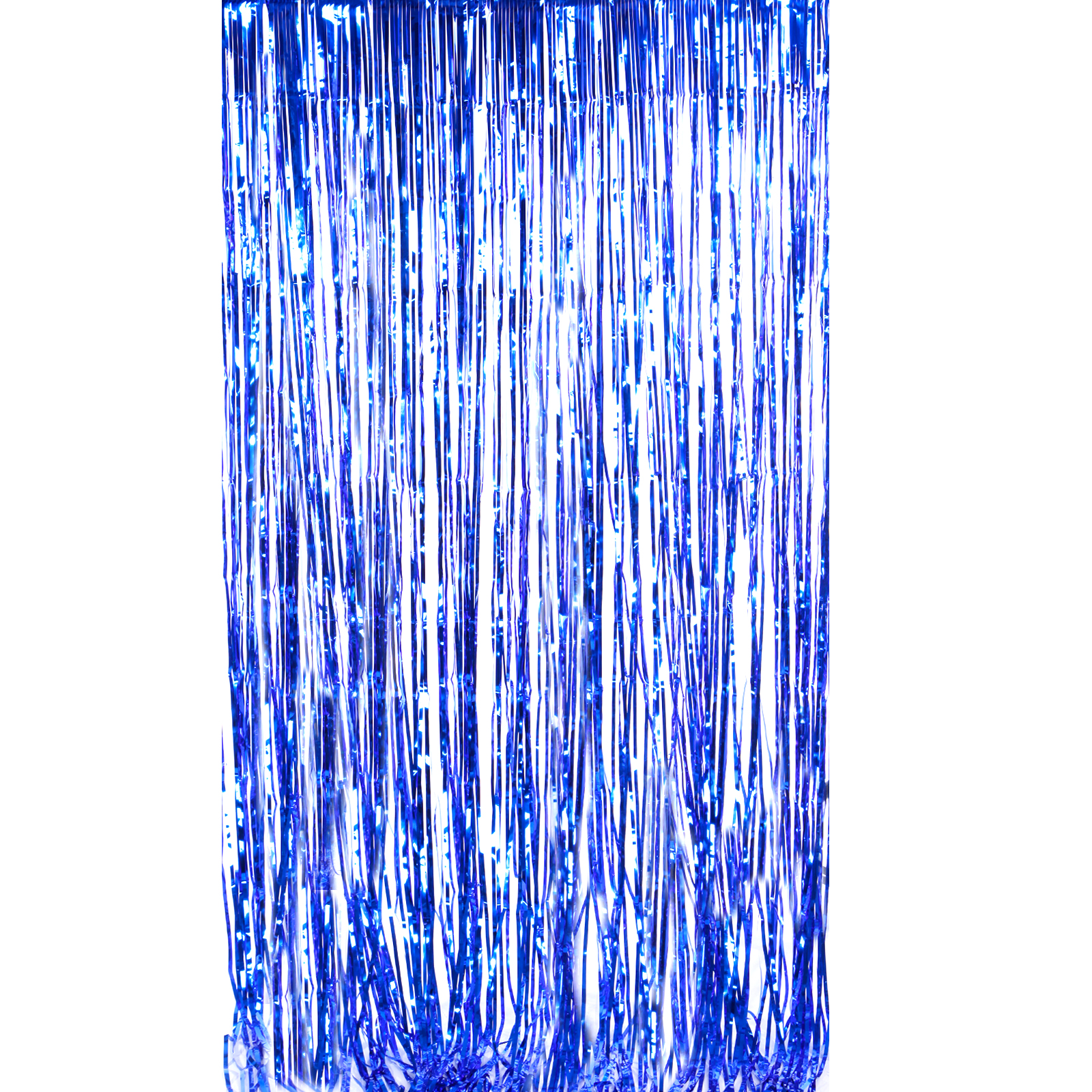 Shimmer Foil Glitter Metallic Backdrop Tinsel Curtain Fringe