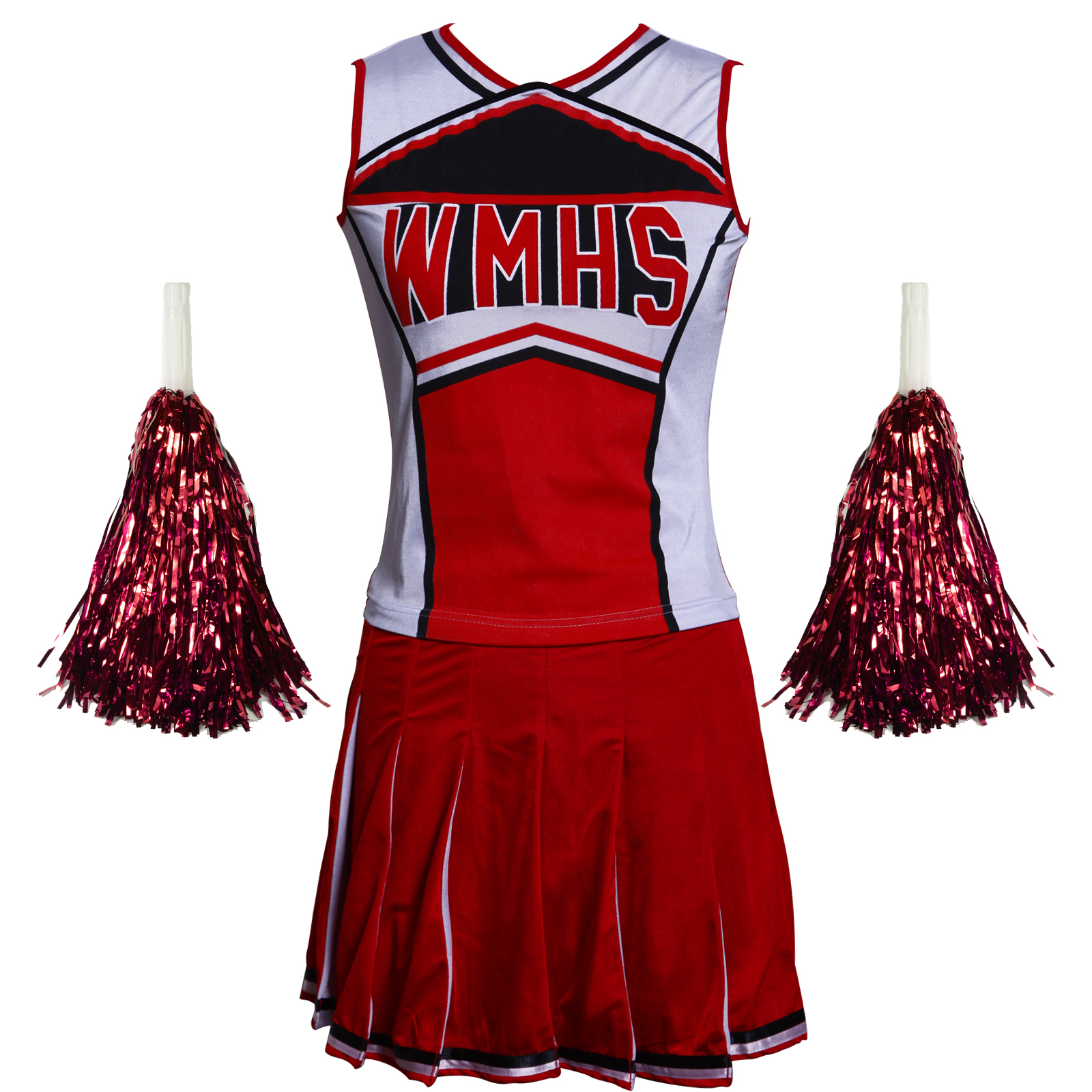 Glee cheerleader clothes skirt high school cheerleading costumes 6 8 glee cheerleader clothes skirt high school cheerleading costumes 6 8 10 12 solutioingenieria Images