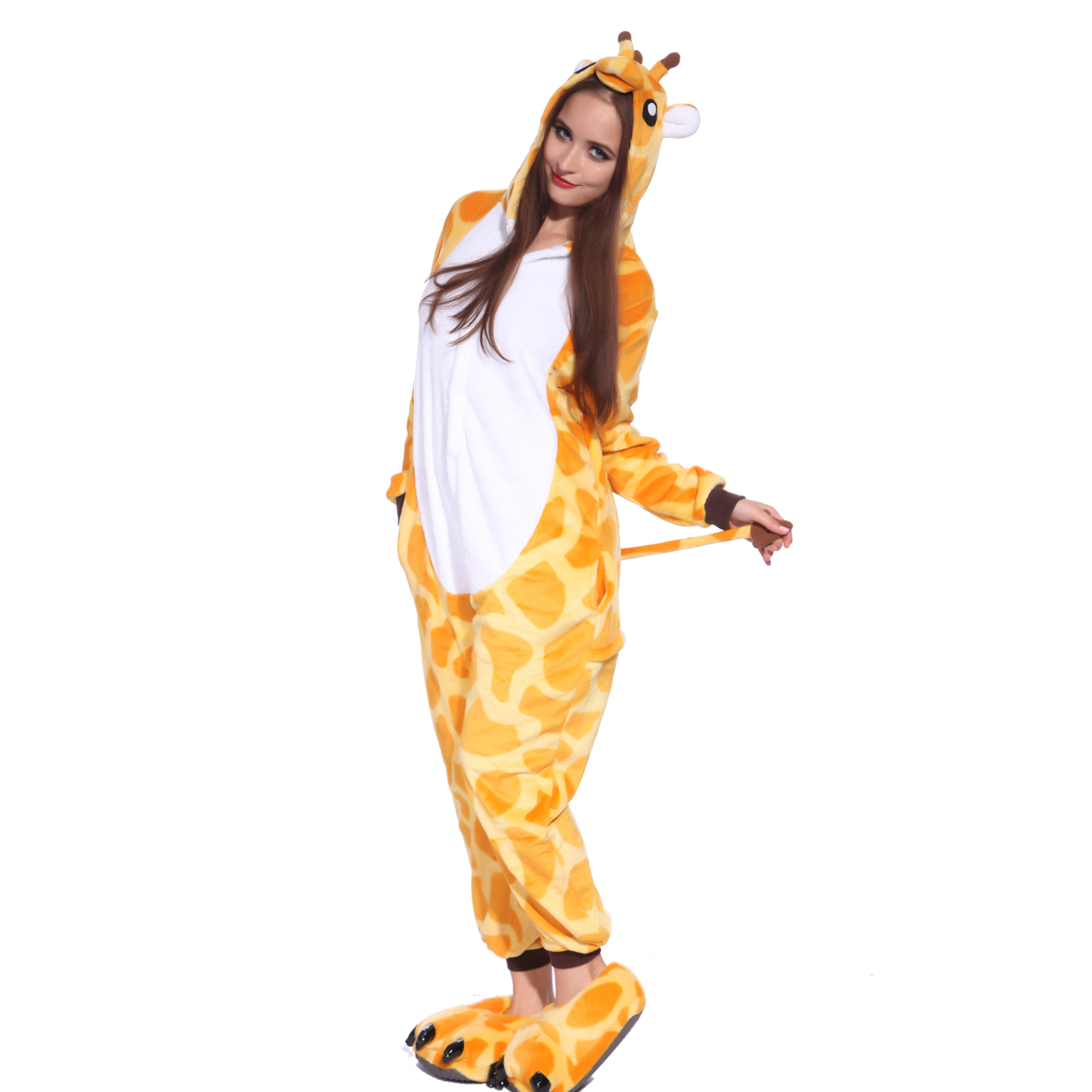 pyjama combinaison costume deguisement animal panda ours 26 design enfant adulte ebay. Black Bedroom Furniture Sets. Home Design Ideas