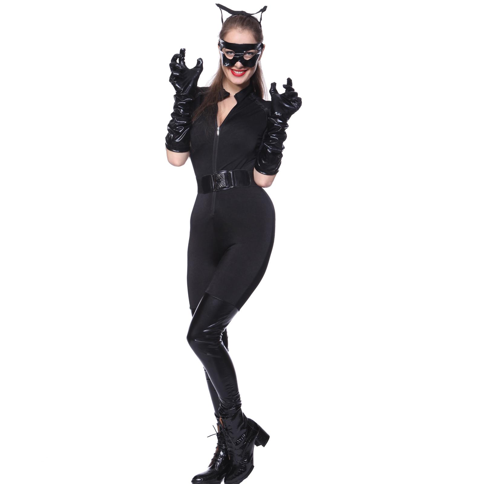 disfraz catwoman mujer