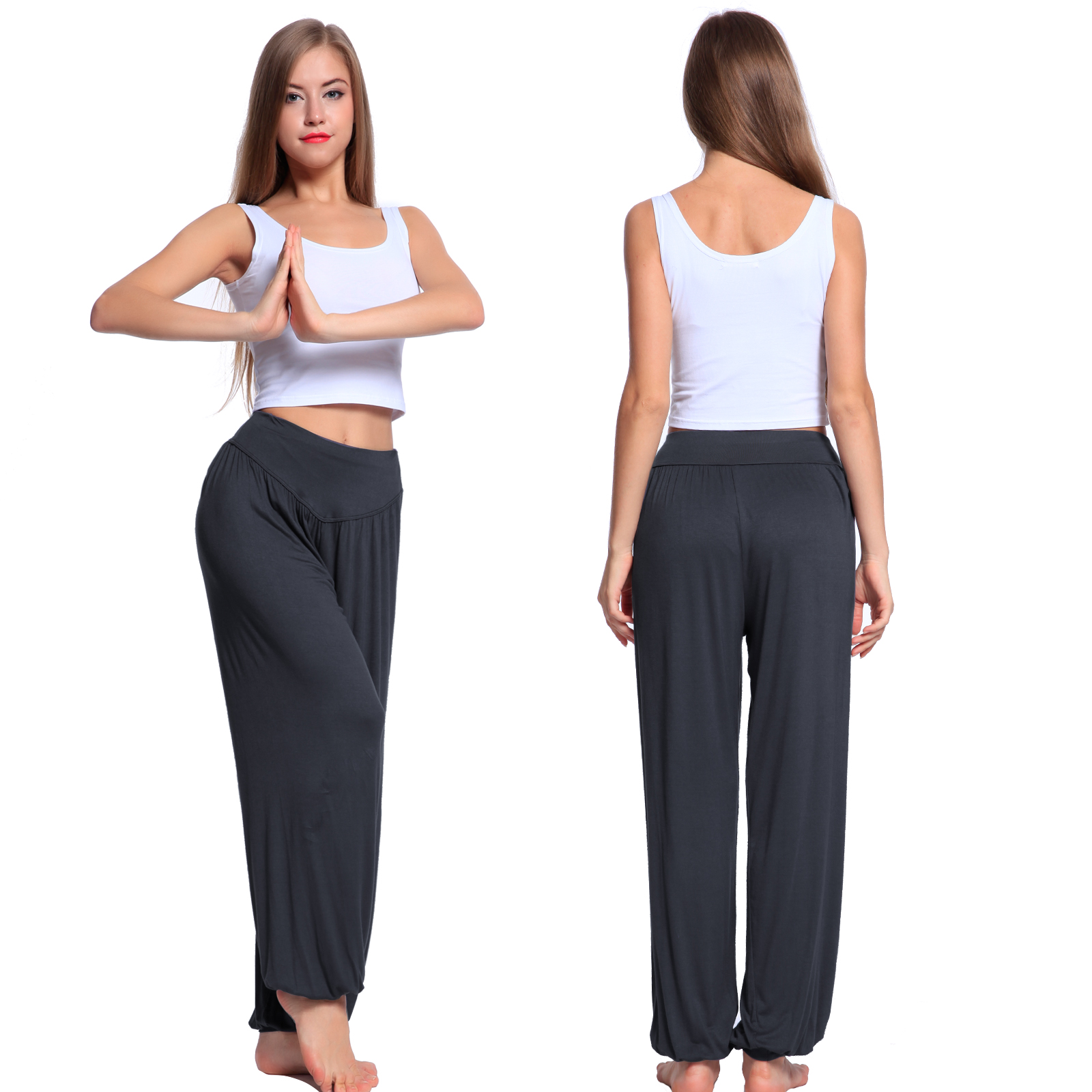 With A Comfortable Elastic Waist And Ankles This Free Size Pant Can Fit Most Body Types