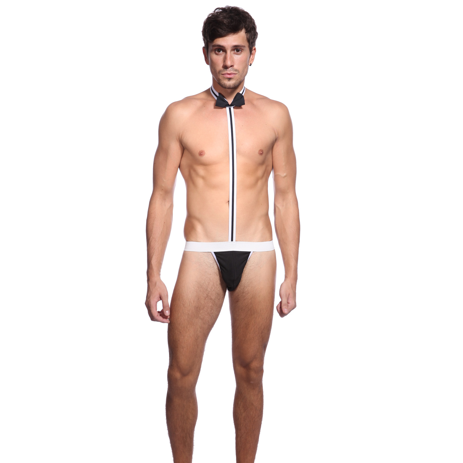 f76aae99298c1 Sexy Borat Mankini Costume Swimsuit Mens Swimwear Thong Sexy Party Wear |  eBay