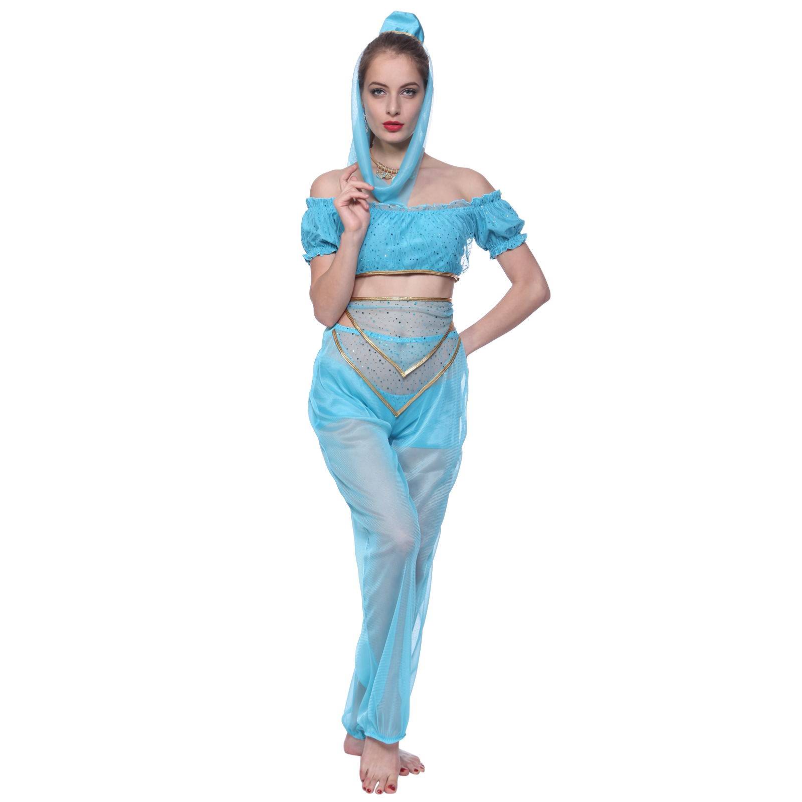 Beautiful Design Of Arabian Nights theme Party Dress - Best Home ...