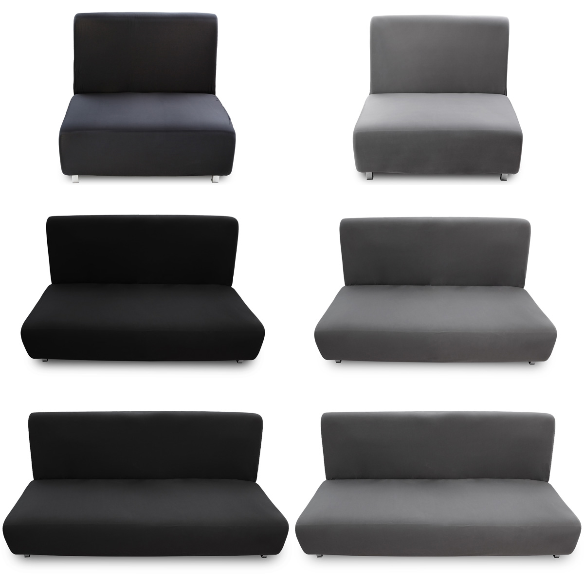 1 3 sitzer sofahusse sofabezug sesselbezug sessel berwurf sofa husse m belschutz ebay. Black Bedroom Furniture Sets. Home Design Ideas