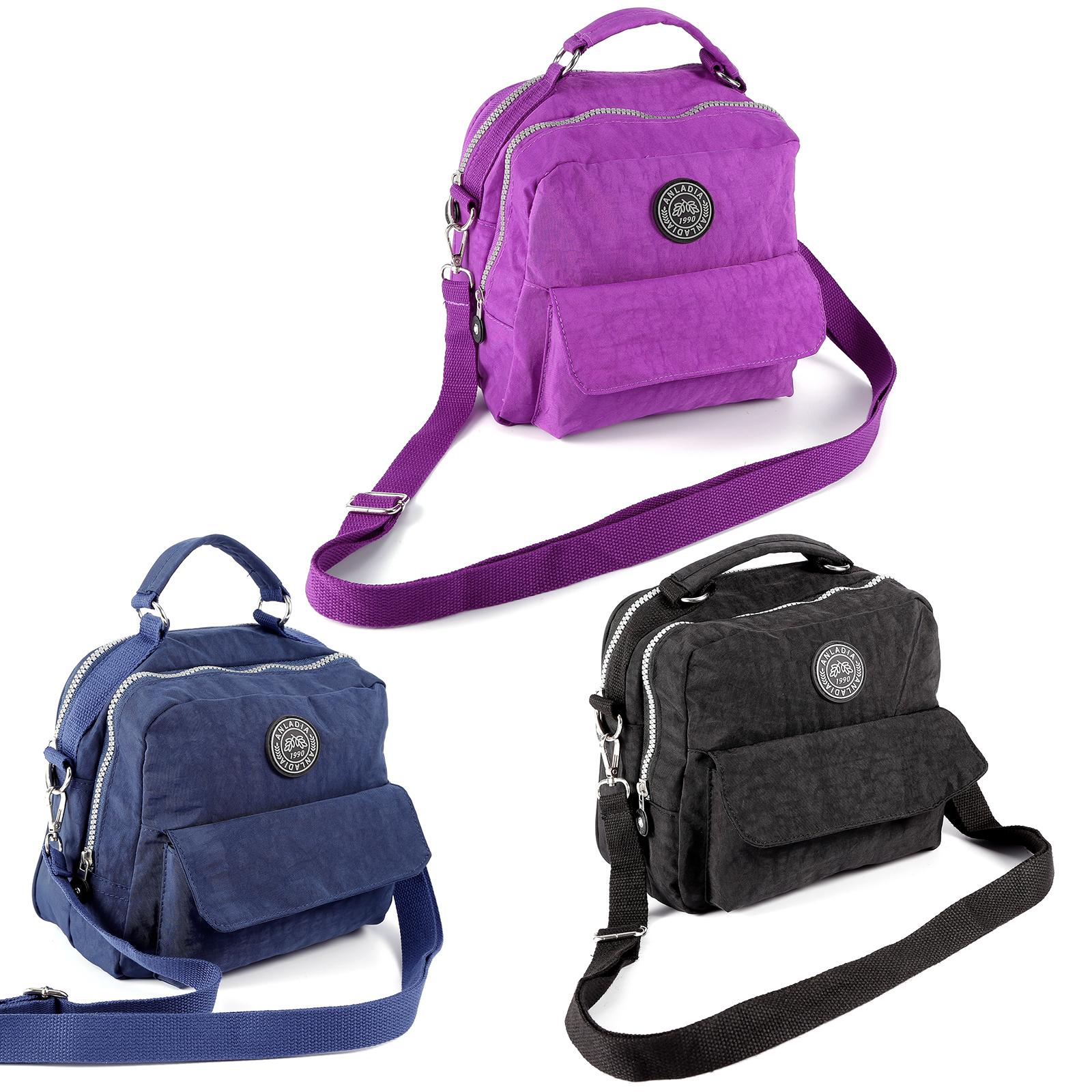 36d07f4e7dd7 Women's Shoulder Bags Casual Handbag Travel Bag Messenger Cross Body ...
