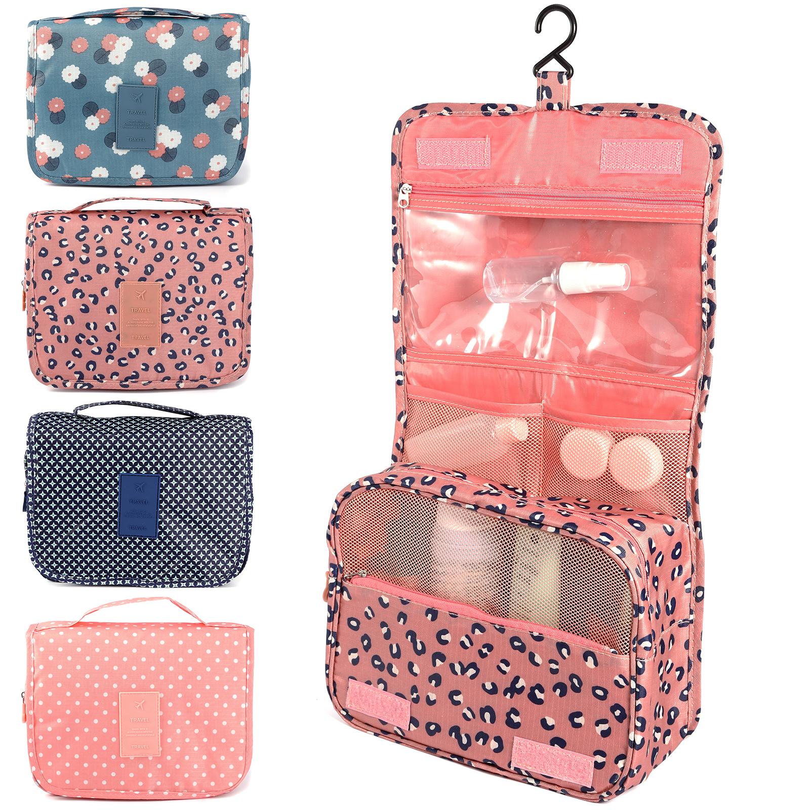 travel cosmetic makeup bag wash bag organizer pouch. Black Bedroom Furniture Sets. Home Design Ideas