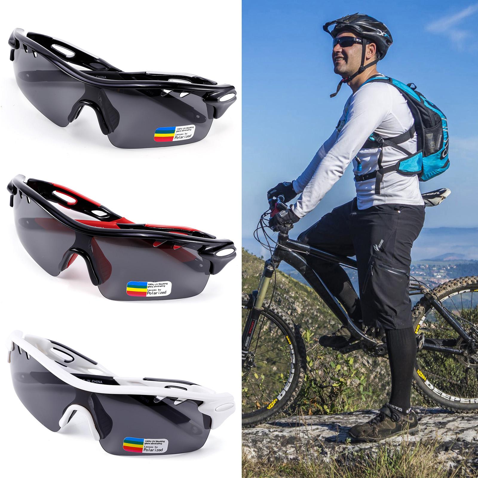 c145a0ccad Gafas de sol Polarizado para Ciclismo Running Montaña Golf Esquí Deportes  XQ-182