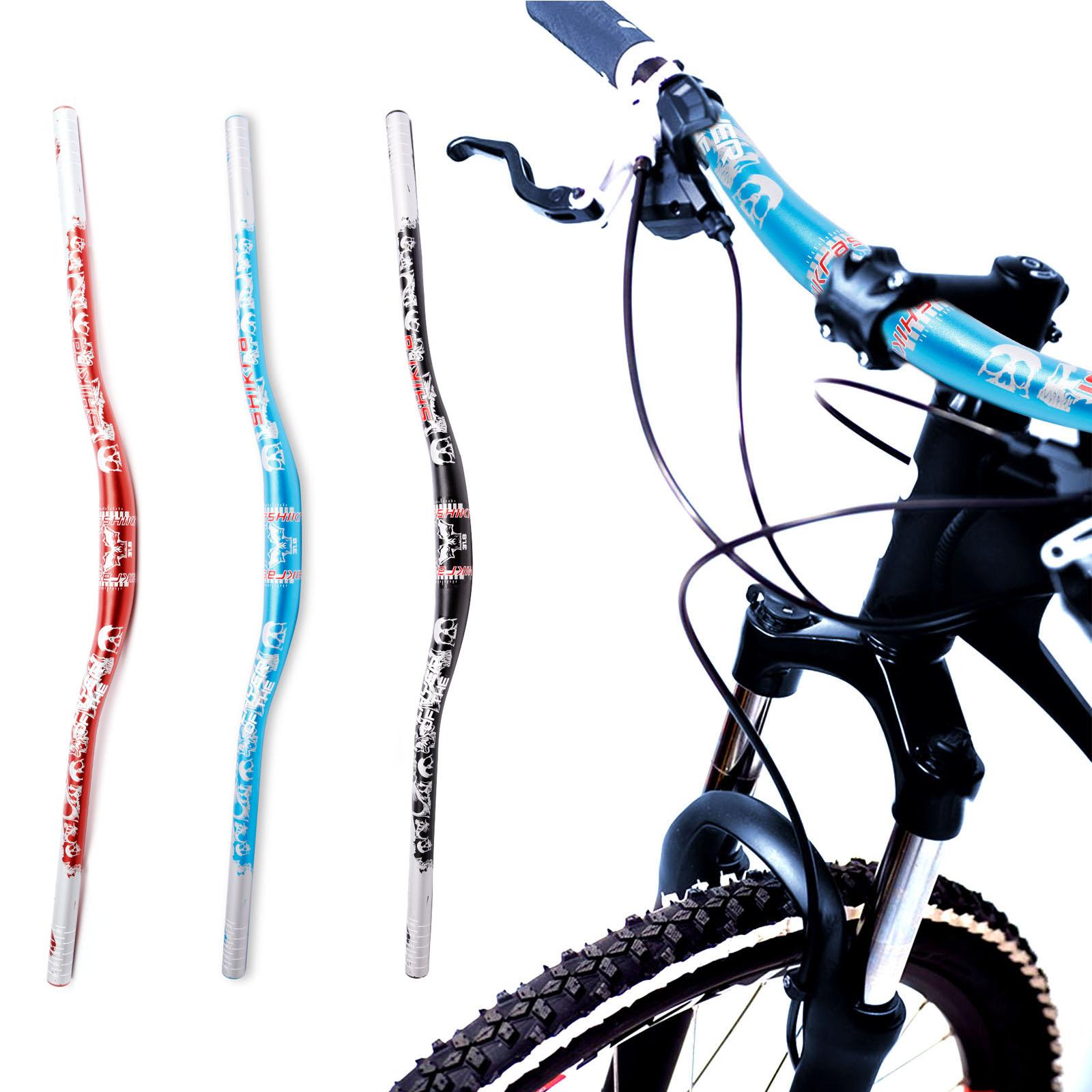 Riser Bar Lenker rekking Lenker Alu Lenker Riser Bar Fahrrad MTB Lenker Fahrrad Lenker 31,8x780mm