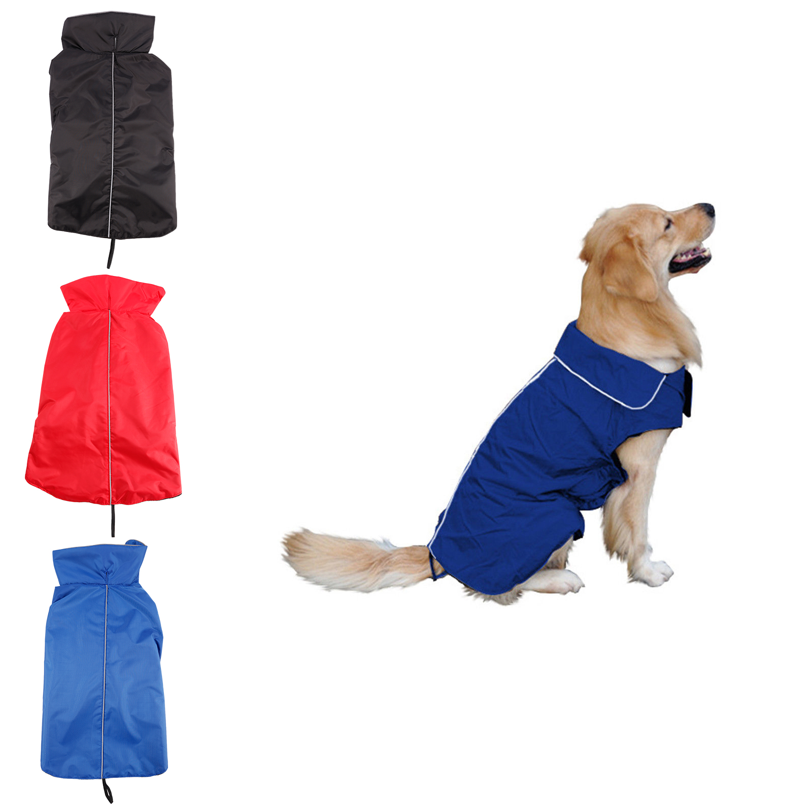Light Weight Dog Rain Coat Uk