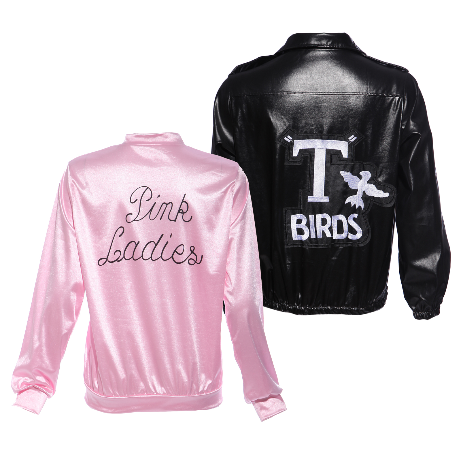 Grease T Birds And Pink Ladies