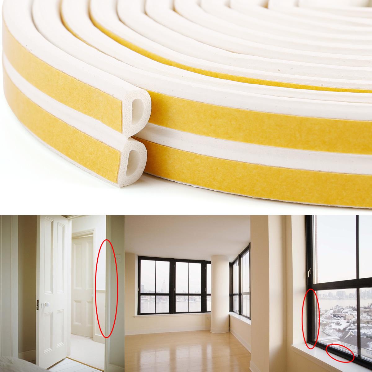 Door Accessories Adhesive Foam Weather Waterproof Draught