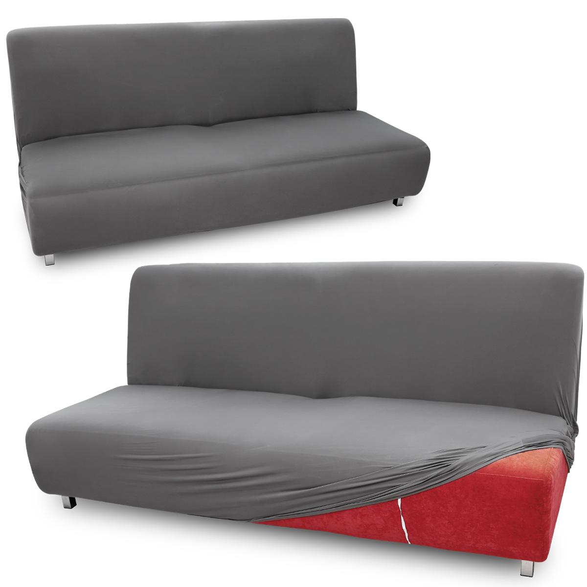 Fundas de sof elastica ajustable para sof s cama clic - Funda sofa ajustable ...