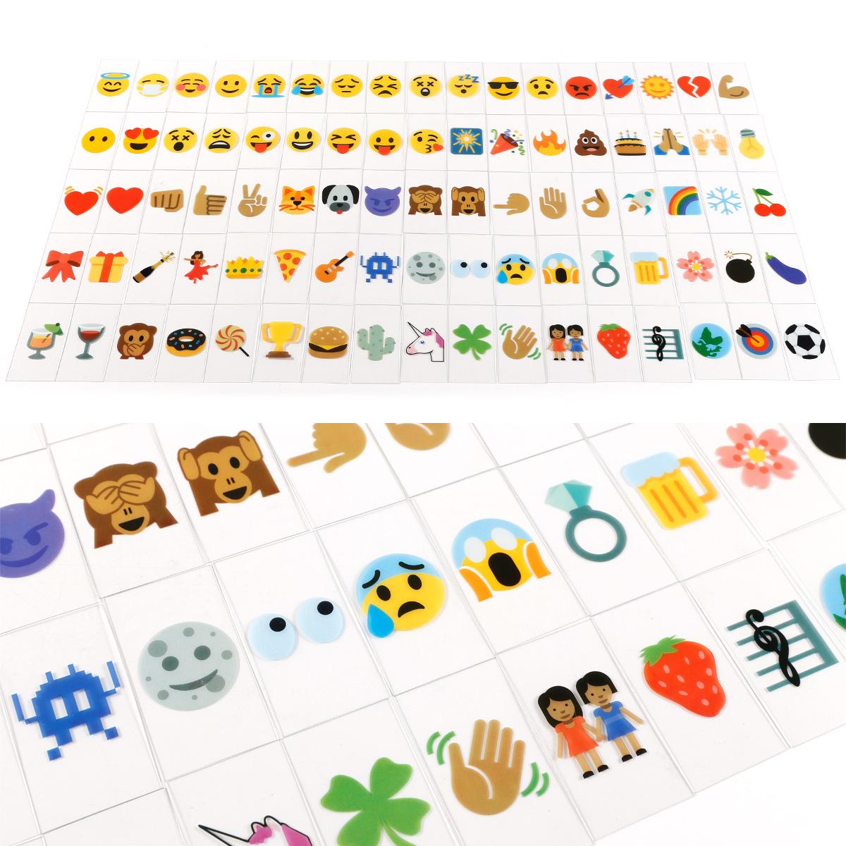 85er emoji zeichen karten f led leuchtkasten reklame - Leuchtkasten deko ...