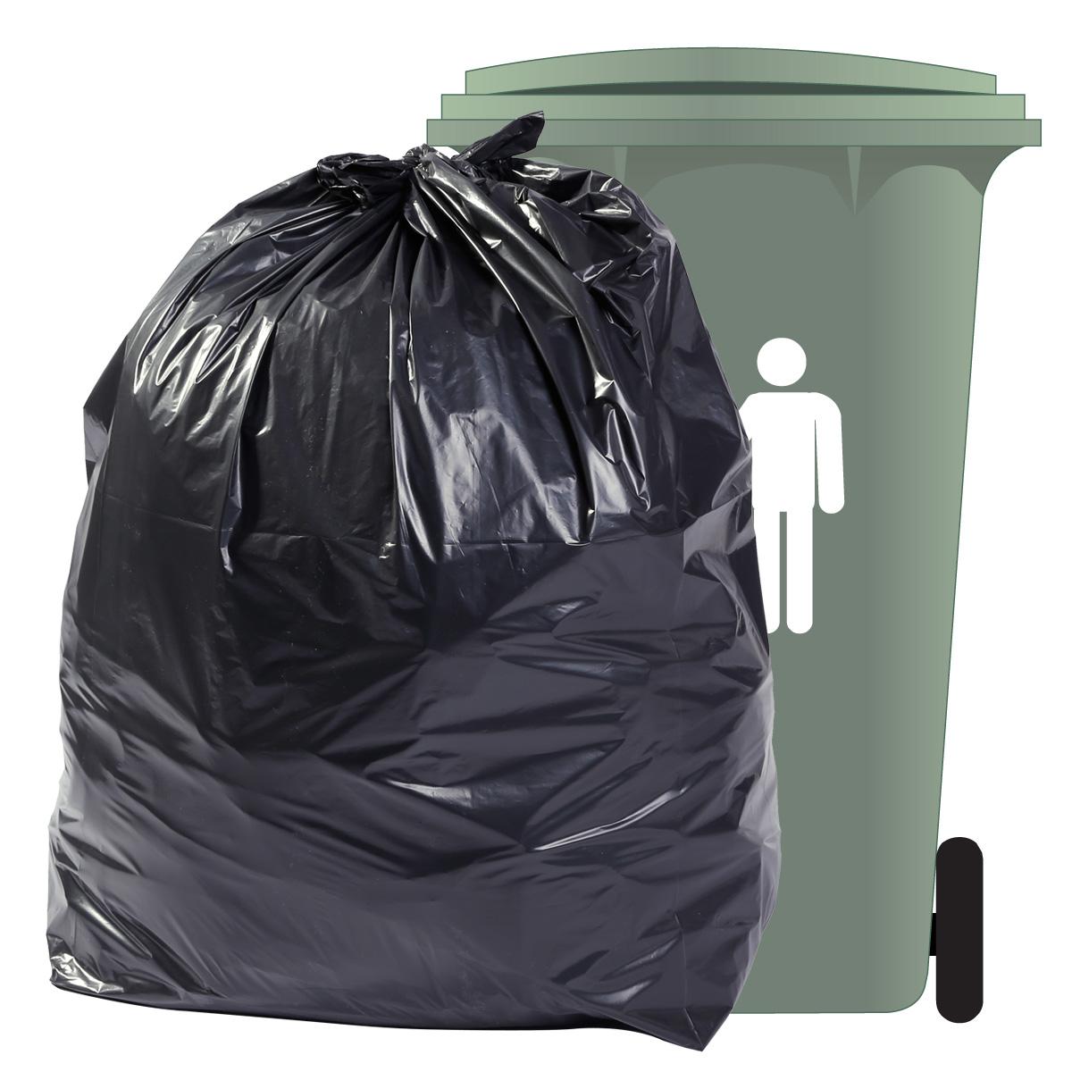 REFUSE-BAGS-SACKS-BIN-LINERS-RUBBISH-BAG-Kitchen-Toilet-Waste-Trash-Bags
