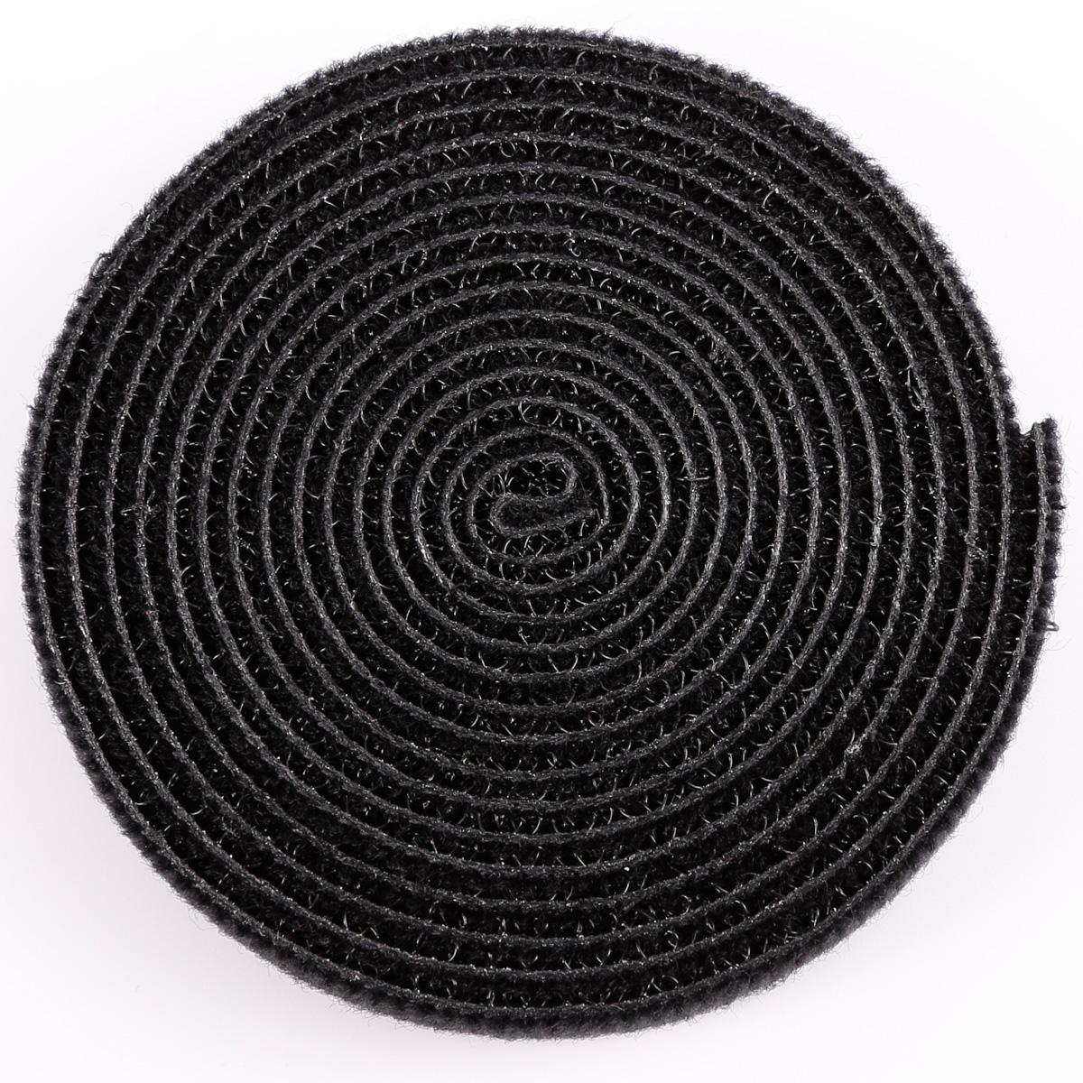 1 rolle klettband beidseitig back to back klettverschluss kabelbinder l nge 1 8m ebay. Black Bedroom Furniture Sets. Home Design Ideas