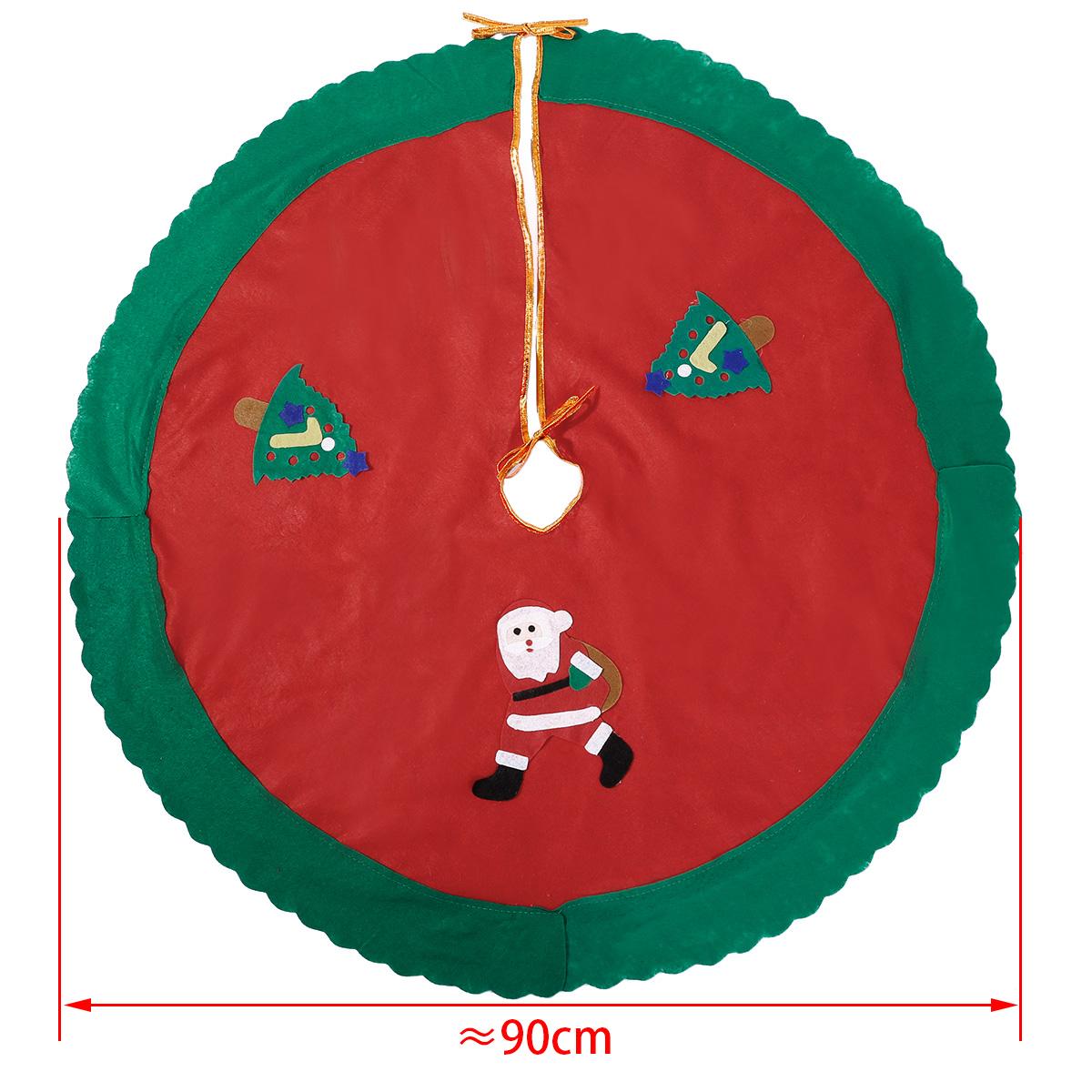weihnachtsbaum kleid teppich unterlage weihnachten santa. Black Bedroom Furniture Sets. Home Design Ideas