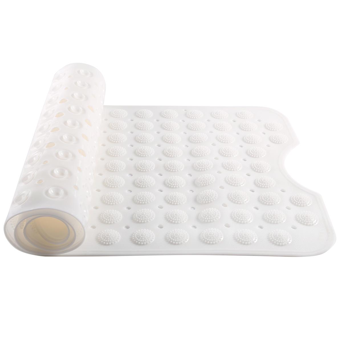 dusche badewanne wanneneinlage wannenmatte antirutschmatte mit saugnapf 100x40cm ebay. Black Bedroom Furniture Sets. Home Design Ideas