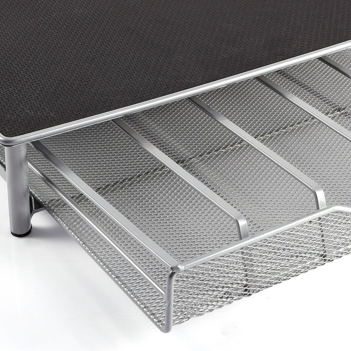 60 K Cup Holder Rack Storage For Coffee Pod Chrome Drawer