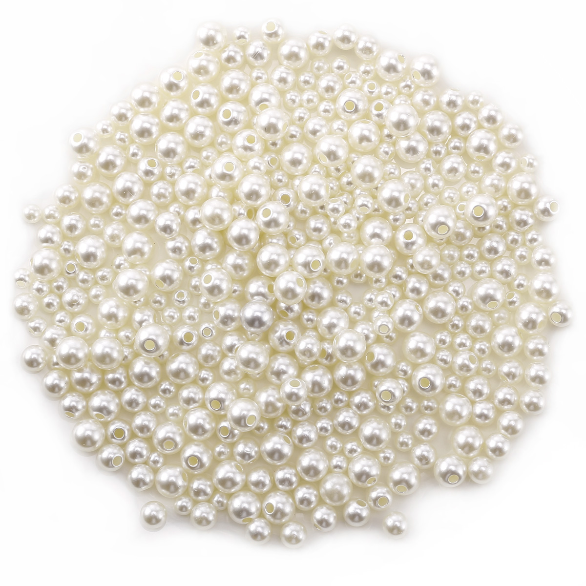 400pcs Remaches Perlas para Decorar Vestido Novia Velo Bolso Zapatilla 6//8//10mm