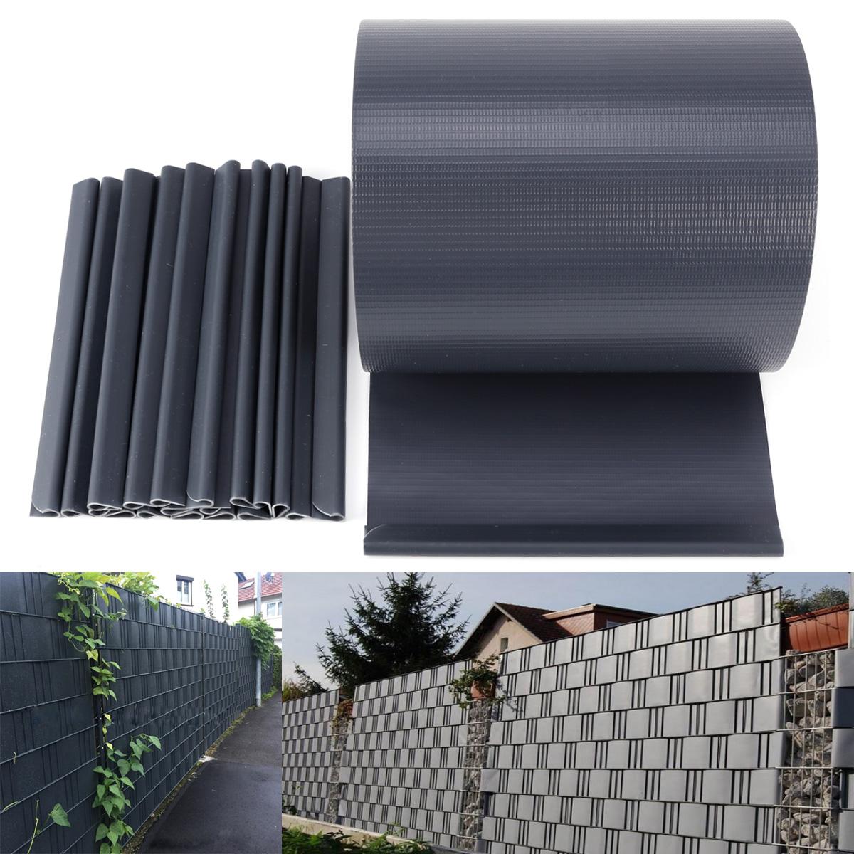 35mx19cm pare brise cl ture brise vent pare vue pvc balcon. Black Bedroom Furniture Sets. Home Design Ideas
