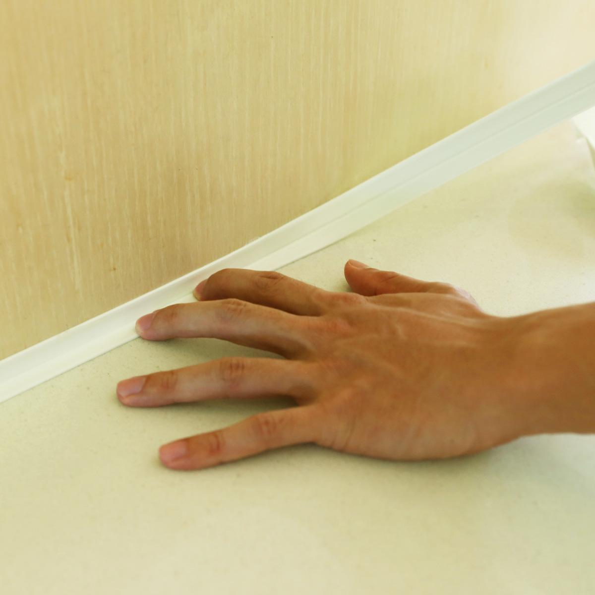 5m fugenband abdichtungsband abdichtband selbstklebend dichtband badewanne ebay. Black Bedroom Furniture Sets. Home Design Ideas