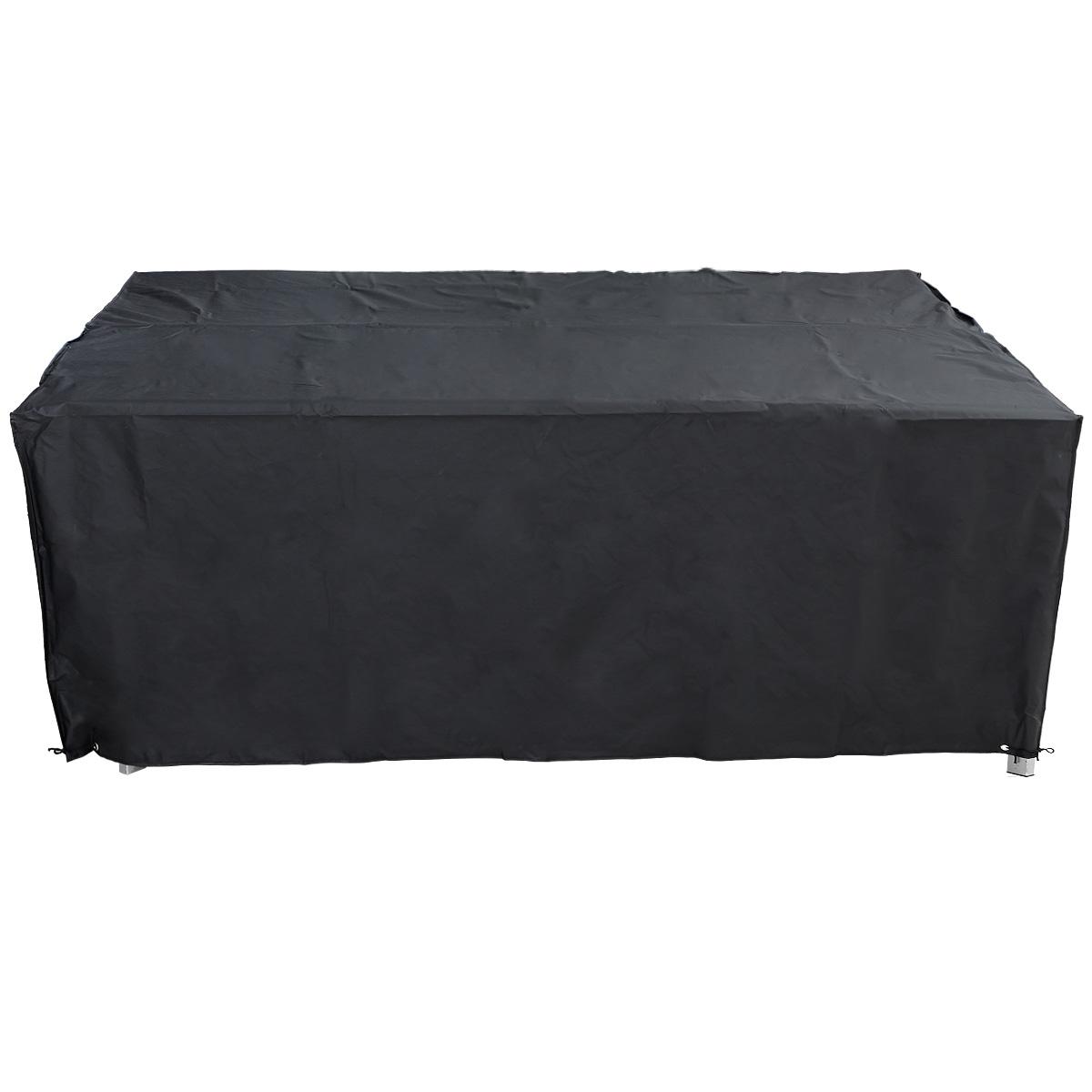 abdeckung schutzh lle f r gartenm bel sitzgruppe abdeckplane abdeckhaube auswahl ebay. Black Bedroom Furniture Sets. Home Design Ideas