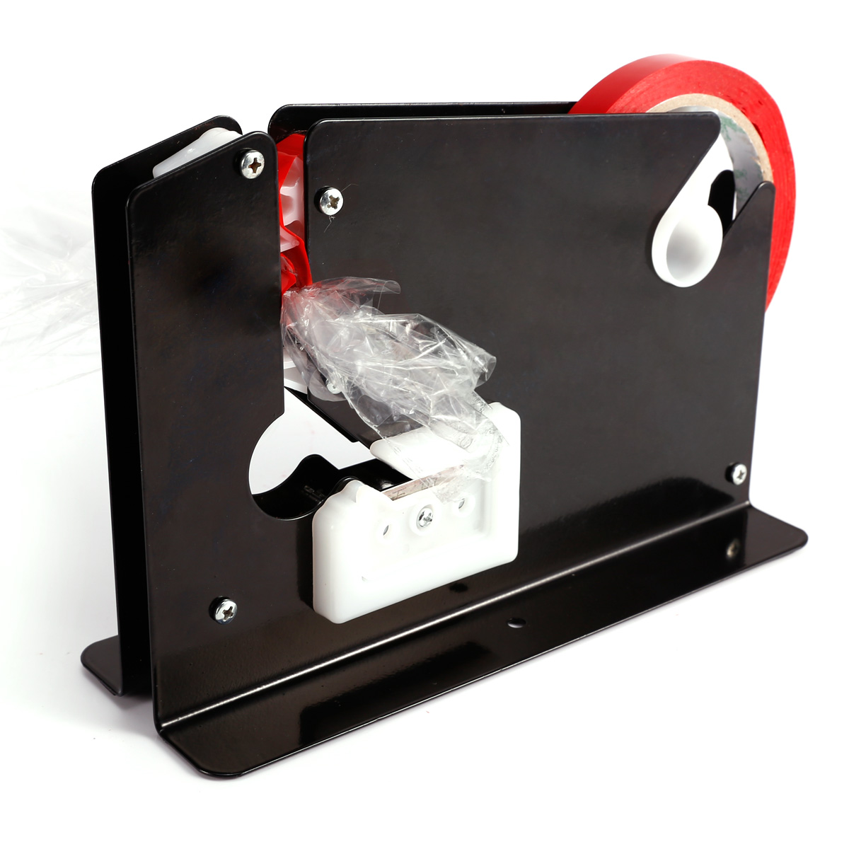 beutelschlie er 6 rollen klebeband beutelschlie ger t t ten verschluss ebay. Black Bedroom Furniture Sets. Home Design Ideas