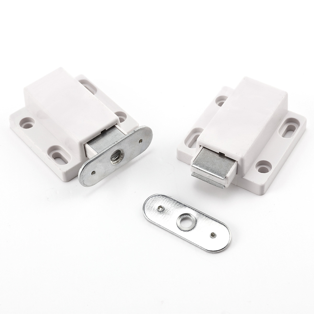 kitchen cabinet magnetic latches push to open latches magnetic pressure catches kitchen 5576