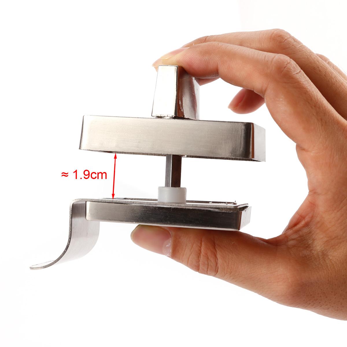 toilettenriegel badezimmer wc anlage t rschloss badschloss riegel mit schrauben ebay. Black Bedroom Furniture Sets. Home Design Ideas