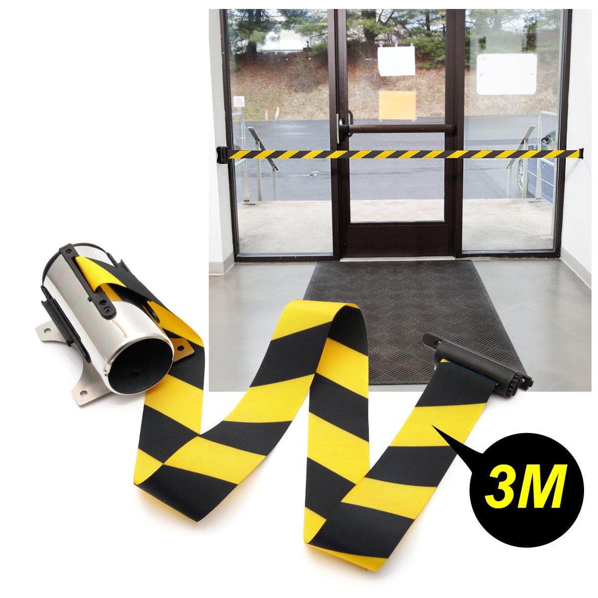 Edelstahl//Teflon Personenleitsystem Hotel Flughafen Massenkontrolle Sicherheit