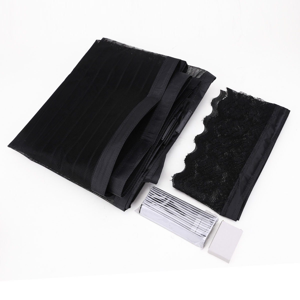 moskitonetz fliegengitter fliegen gitter magnete moskito vorhang t r 220cm ebay. Black Bedroom Furniture Sets. Home Design Ideas