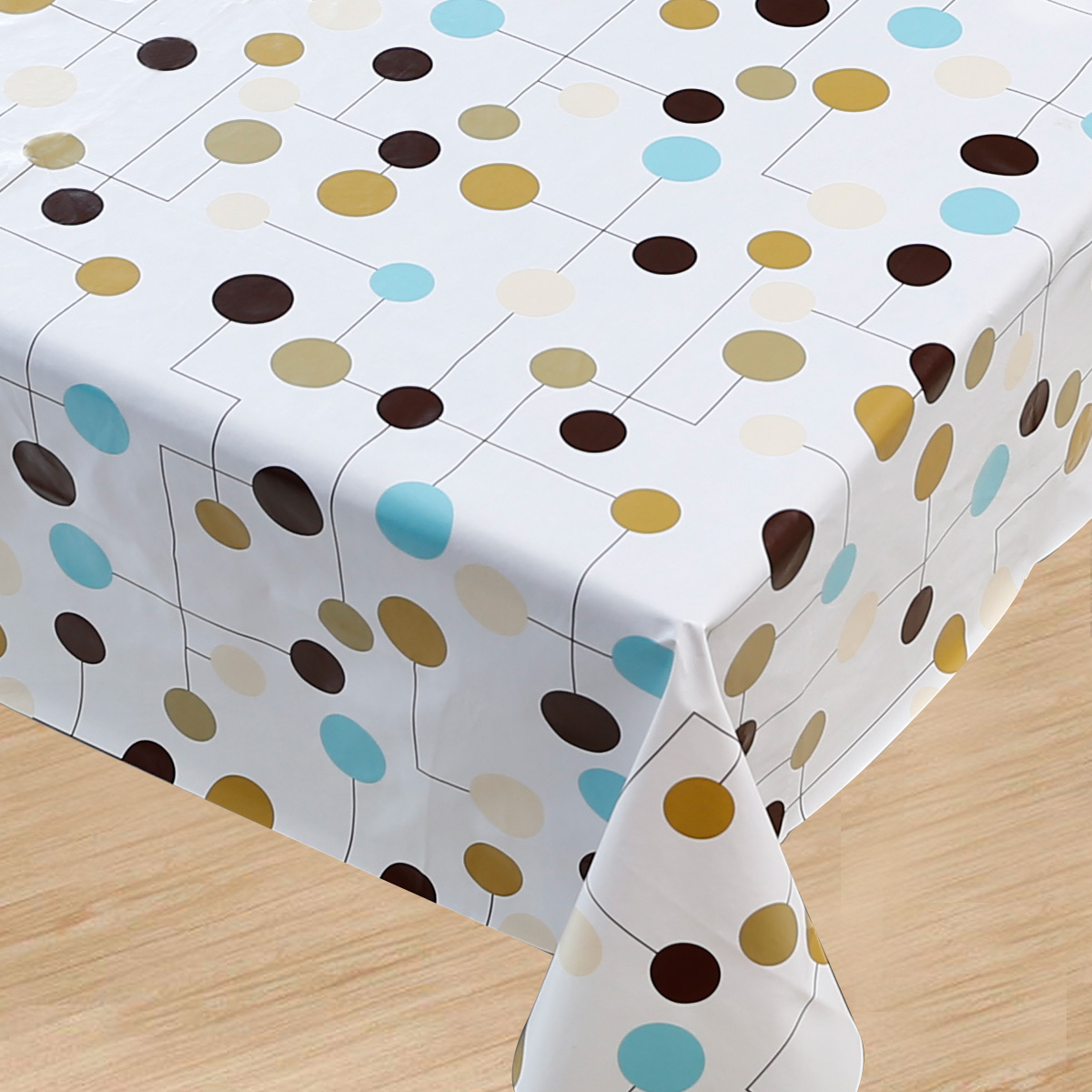 modern oilcloth tablecloth - HD1200×1200