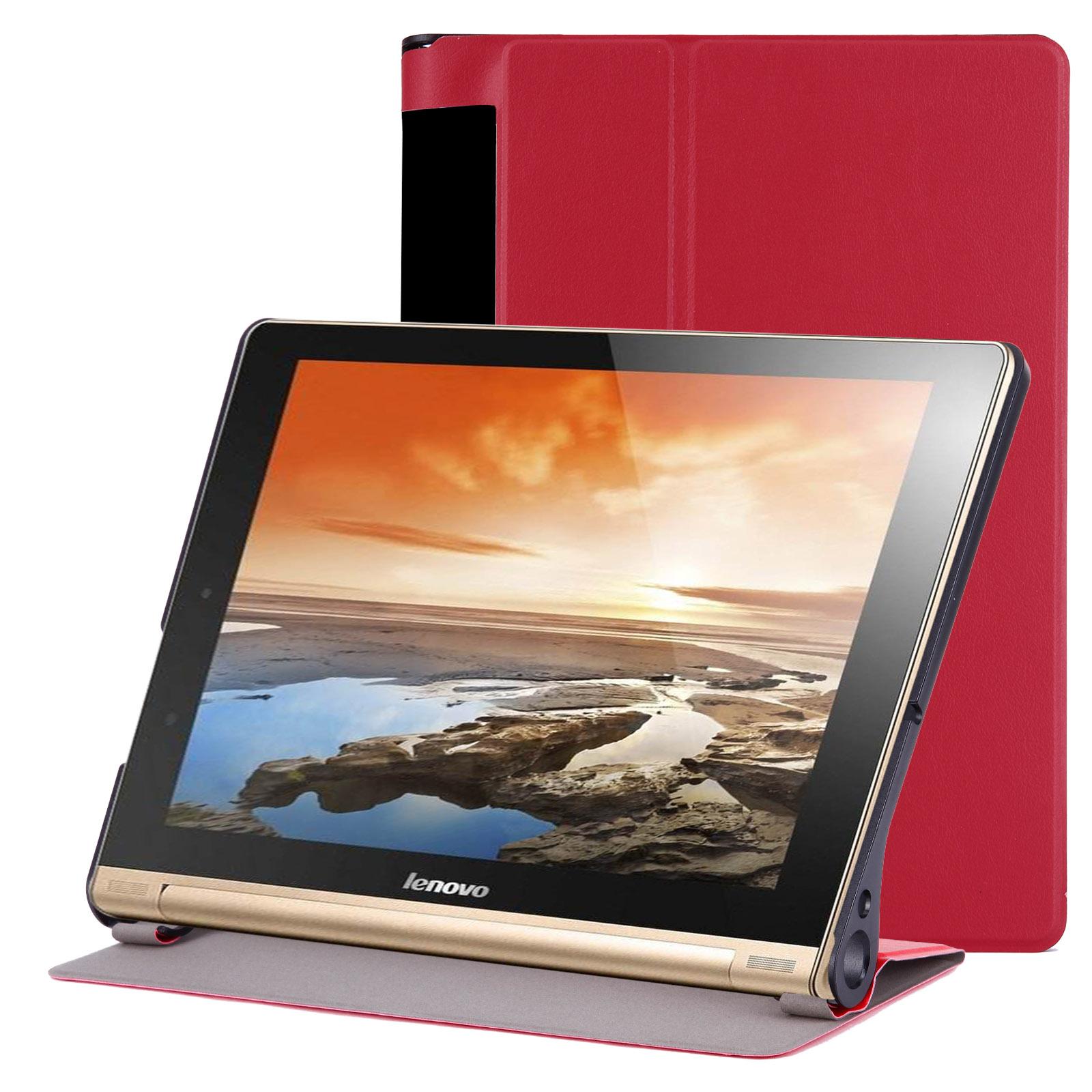 Housse etui cover pour tablette lenovo yoga tab3 iii plus for Housse lenovo yoga 500
