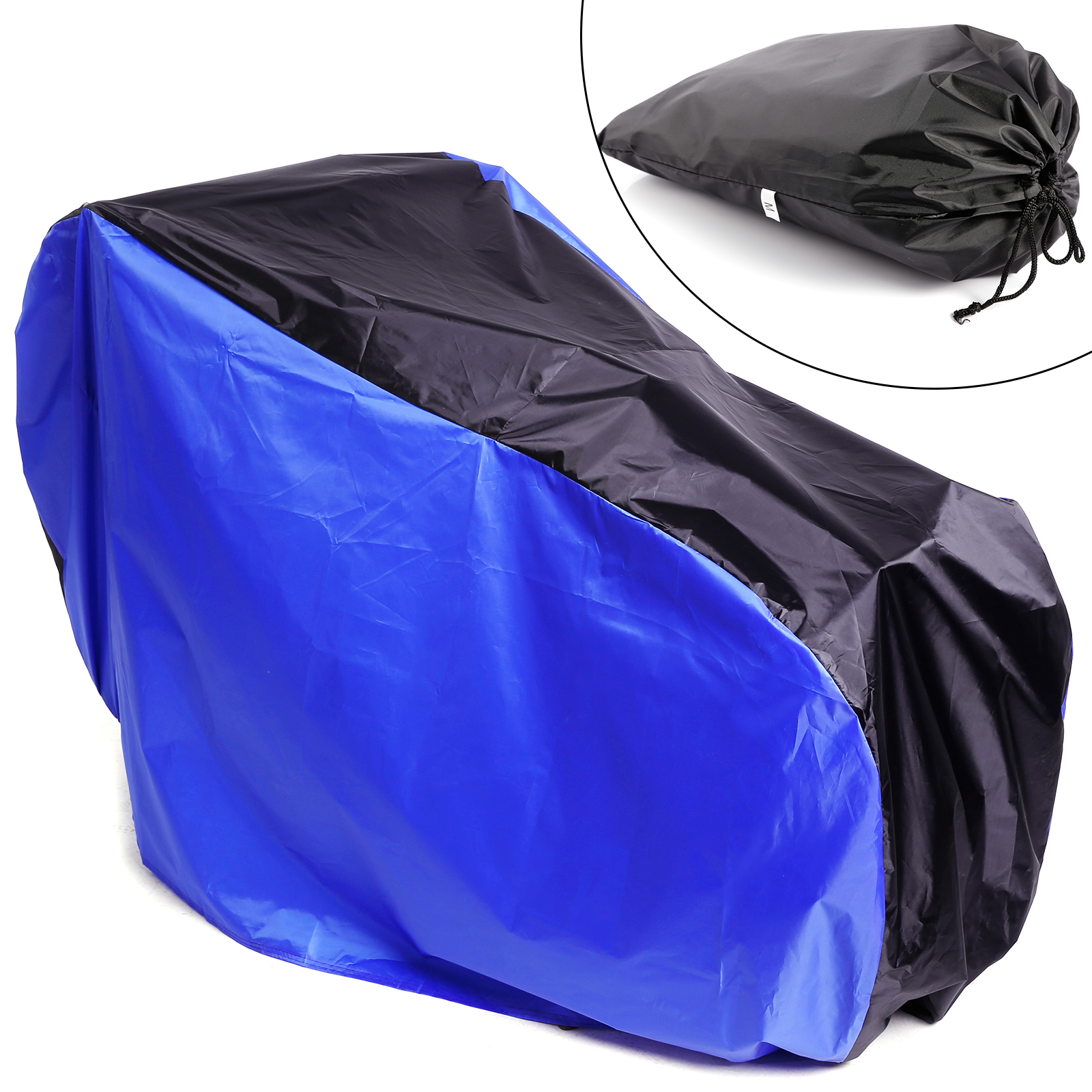 fahrradschutzh lle fahrradgarage cover abdeckplane. Black Bedroom Furniture Sets. Home Design Ideas