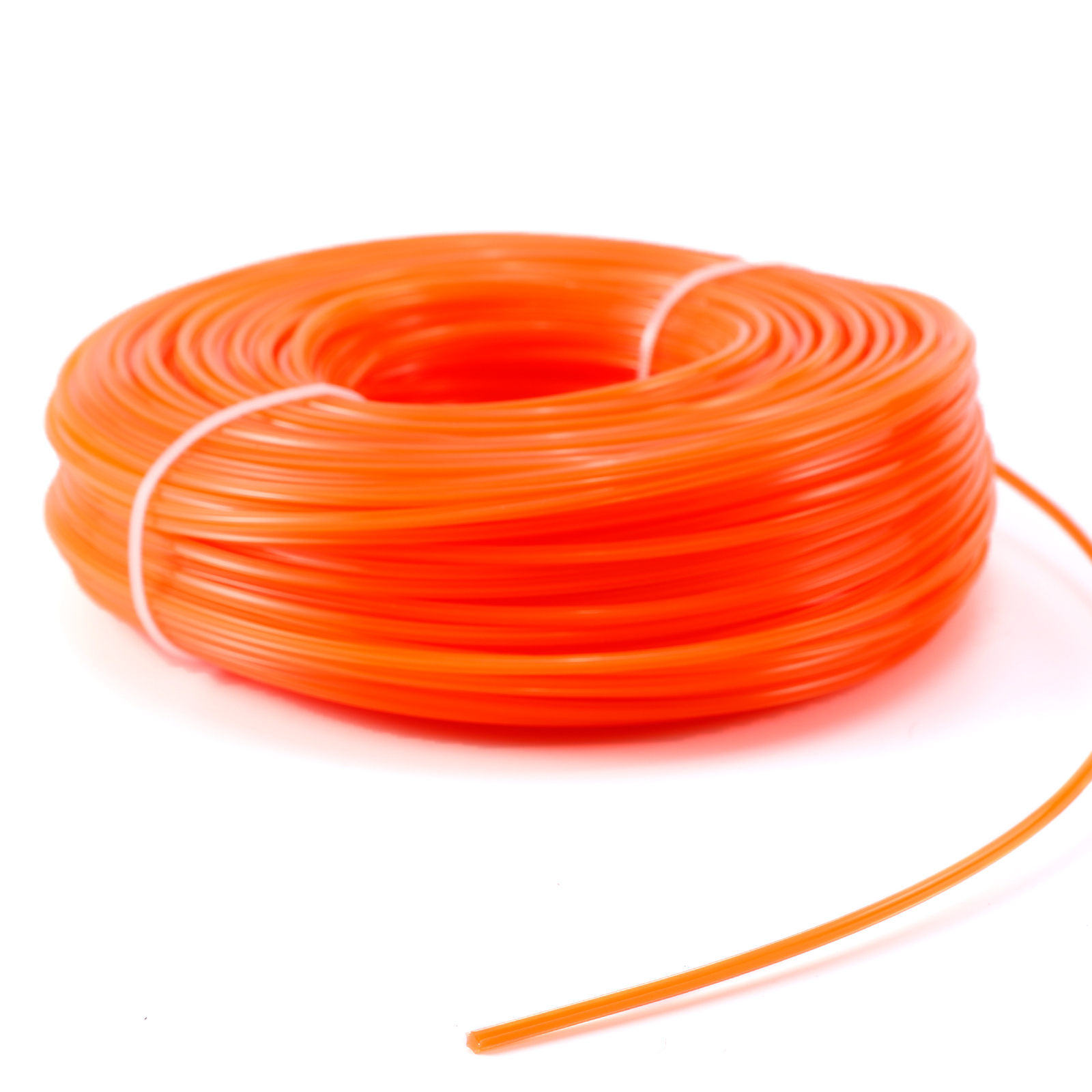 Brushcutter Grass Strimmer Nylon trimmer 3.0MM line cable Nylon Cord Wire UK