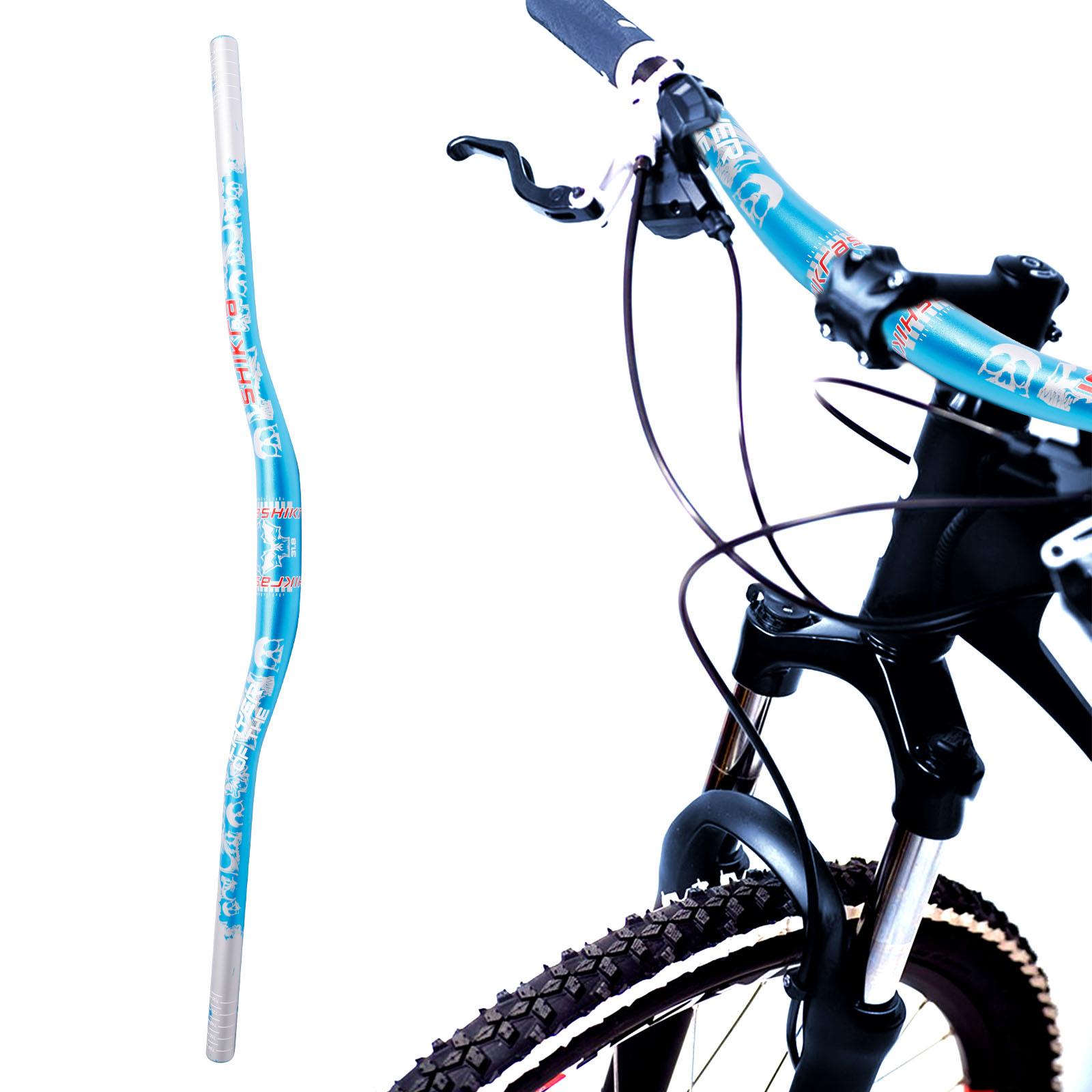 Fahrrad Lenkerbügel MTB LENKER Riser 780 MM Ø 31,8 MM  Aluminiumlegierung Neu
