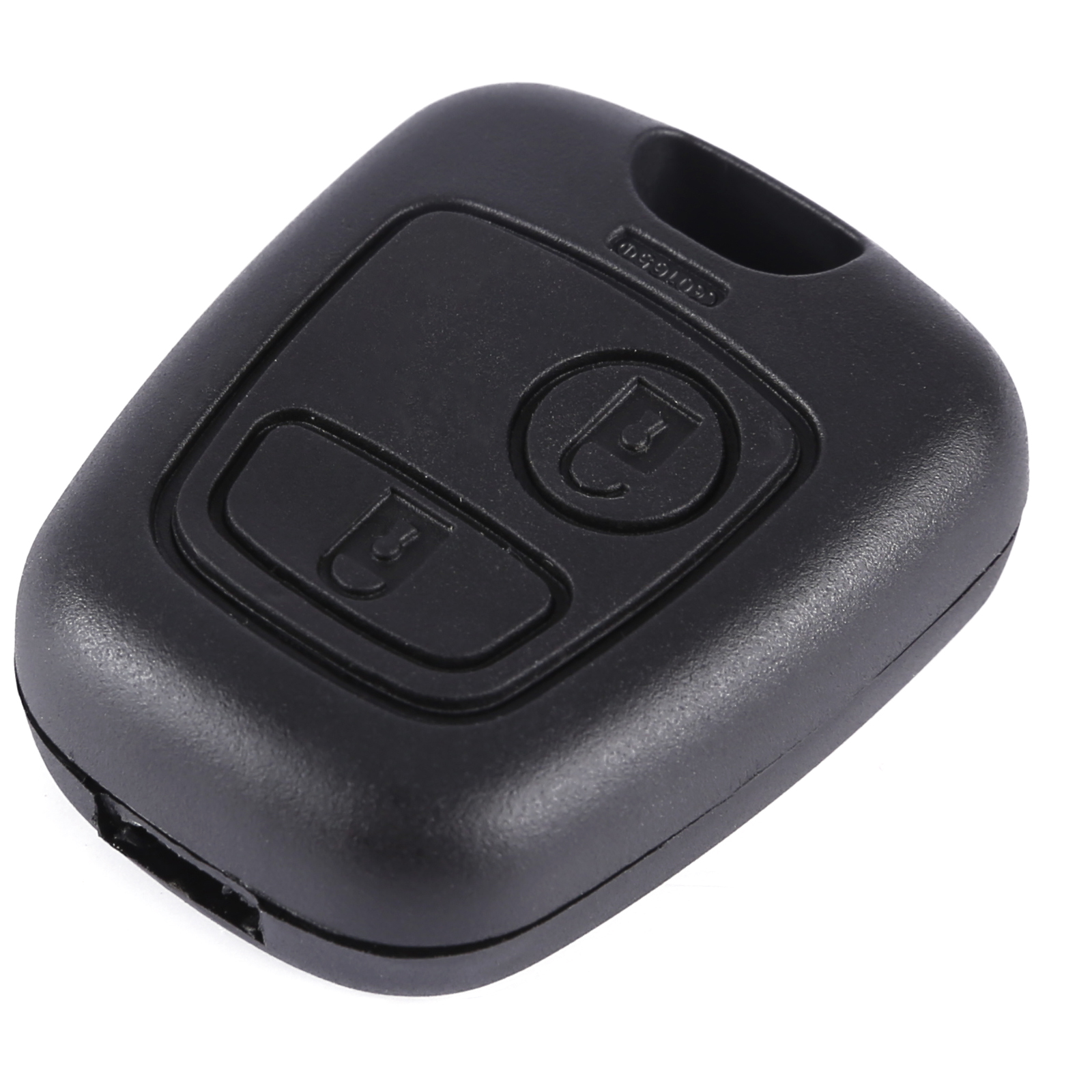 2 Button Remote Key Fob Case Shell For Peugeot 107 207 307 407 106 206 306 406