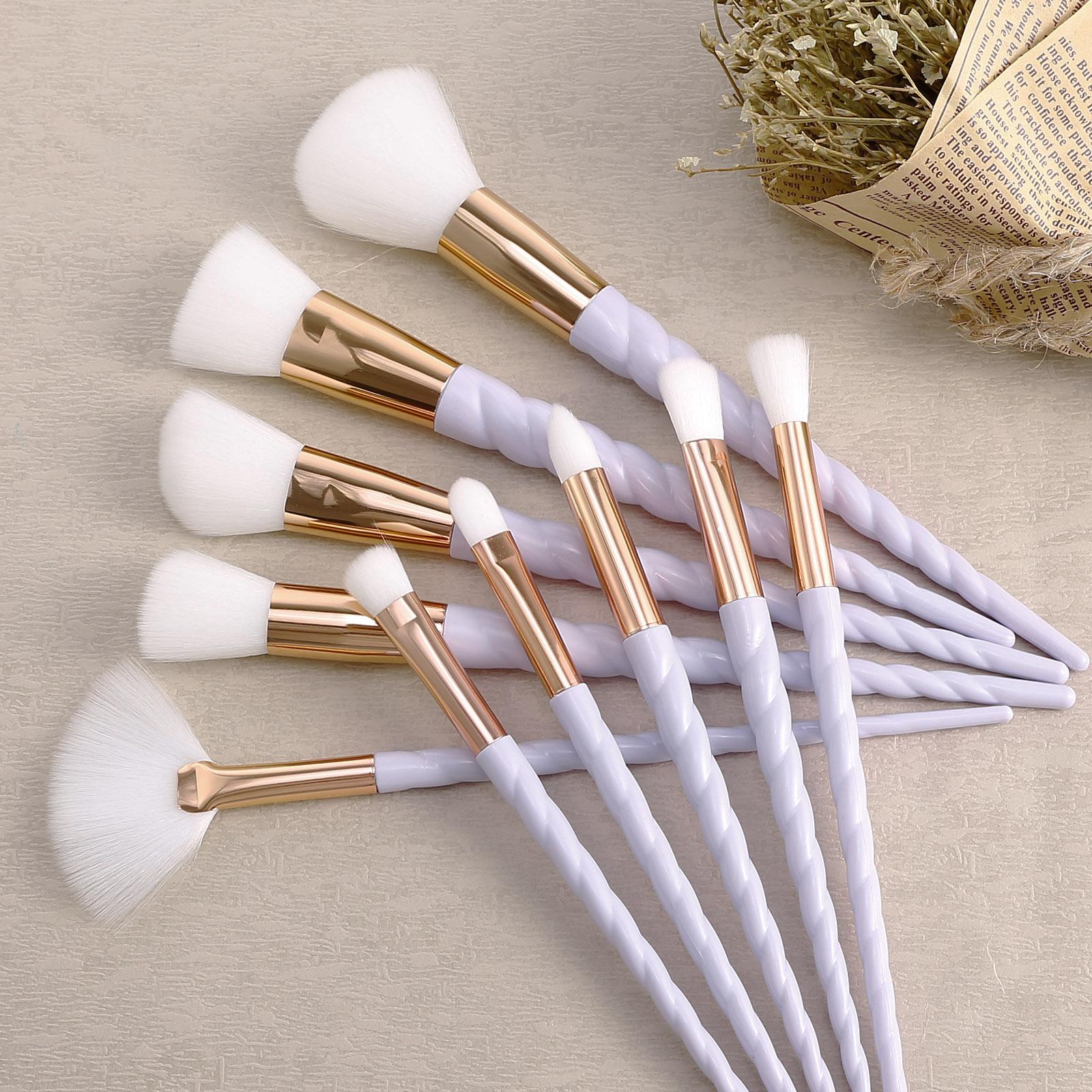 meerjungfrau pinselset pinsel set lidschatten brush. Black Bedroom Furniture Sets. Home Design Ideas