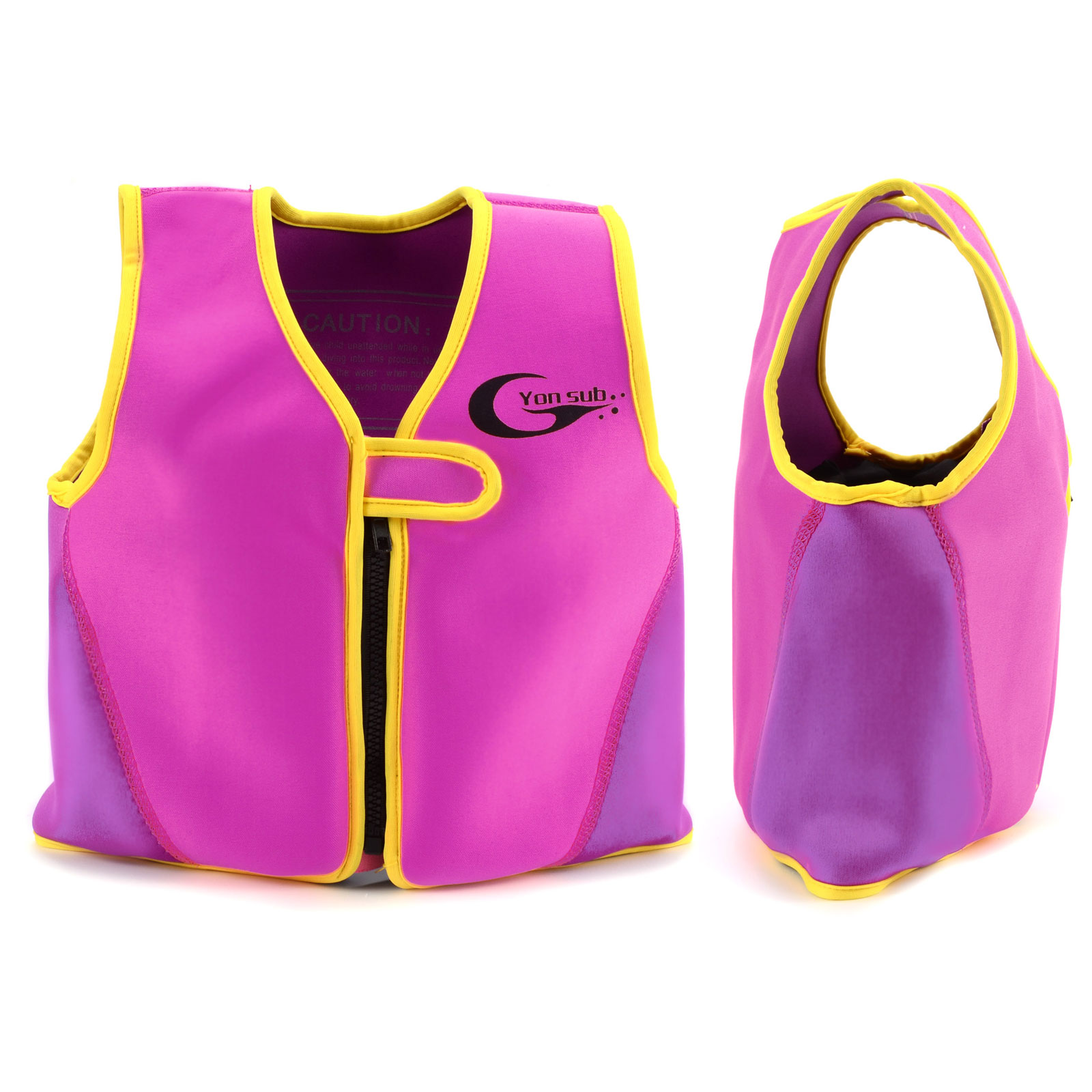 1pc Baby Kids Safety Float Inflatable Swim Vest Life Jacket Swimming Aid Vest Baby Safety Swimming Accessories For Children Luggage & Bags