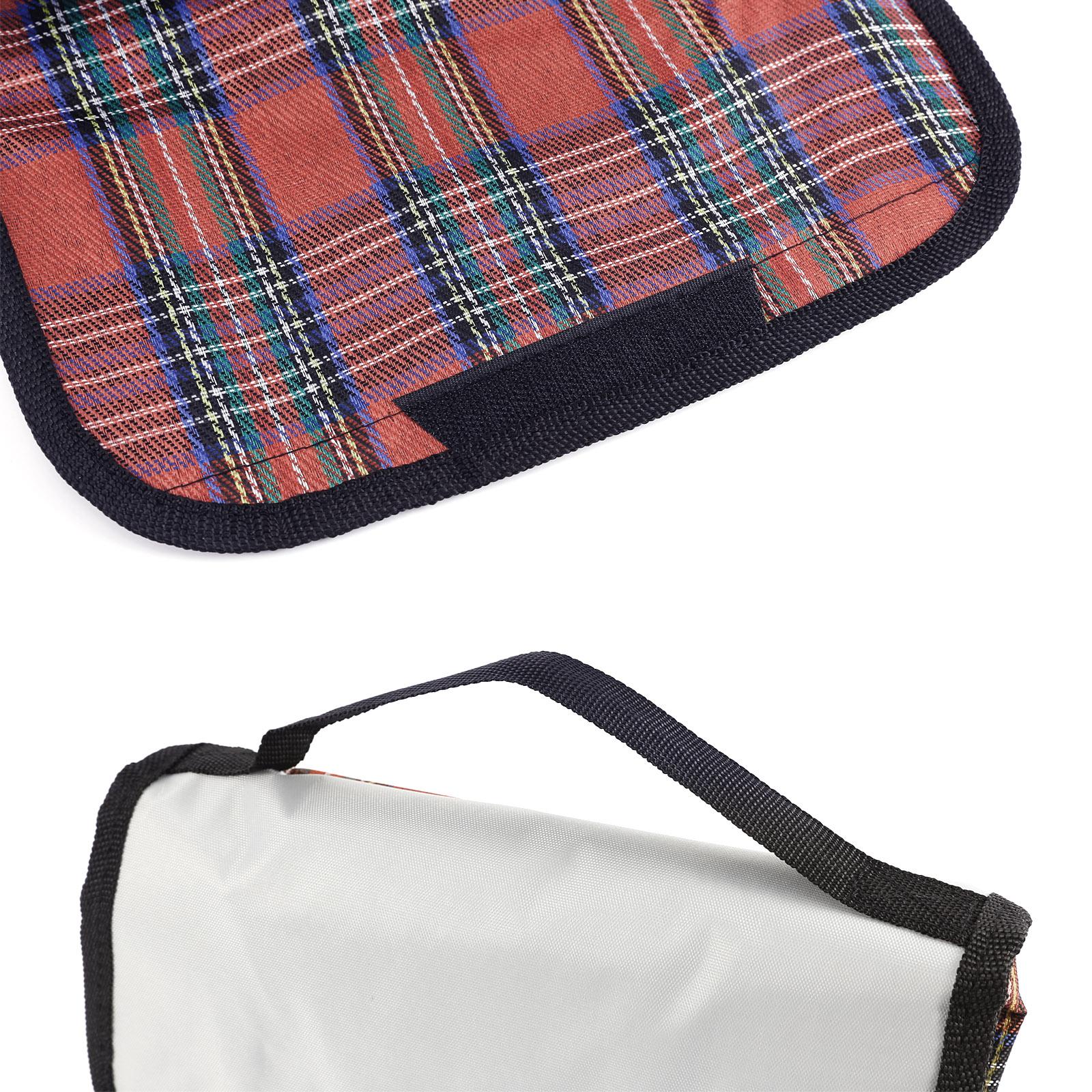Large waterproof picnic mat blanket rug travel outdoor for Au maison picnic blanket